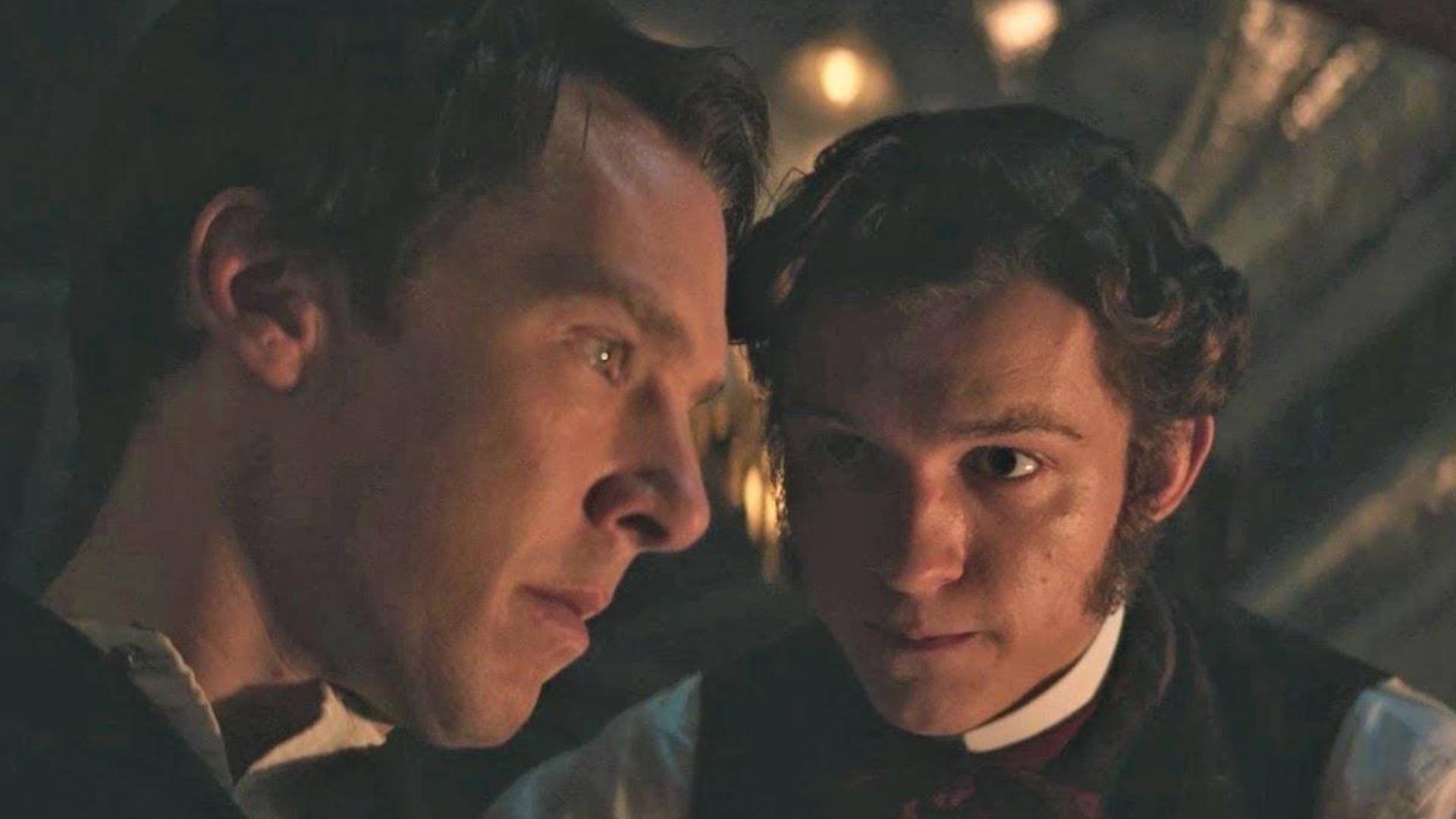 【冷门推荐】来介绍一部男人与男人互相放电交流的电影《电流大战》