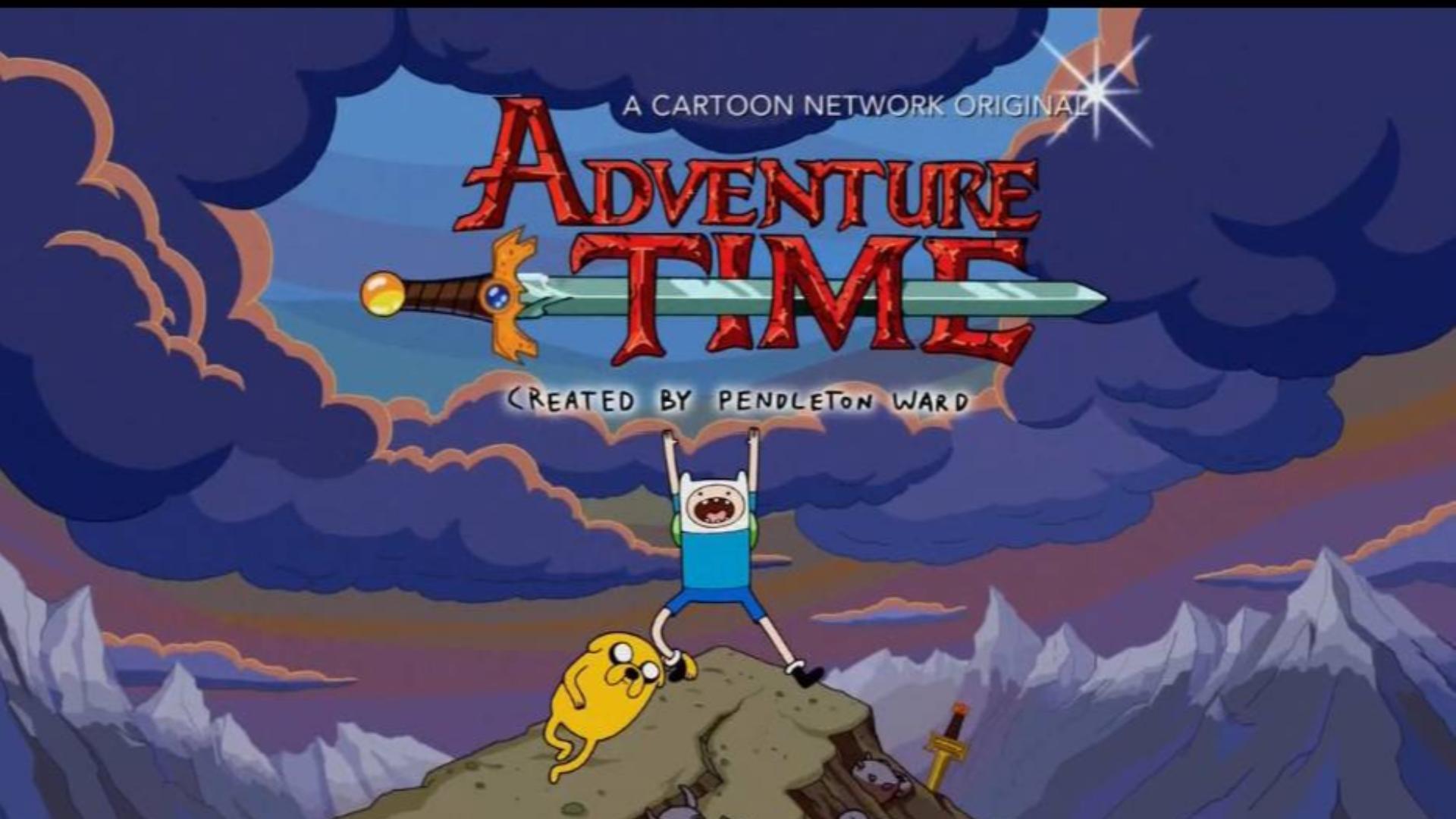 【康复中心】Adventure Time 探险时光 第三季