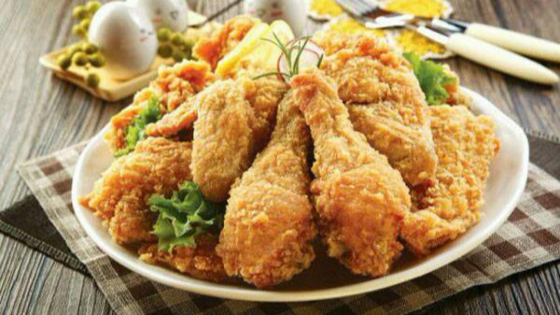 """【八景】美食小盘点之""""吃炸鸡"""":看完《家有儿女》就想吃炸鸡"""