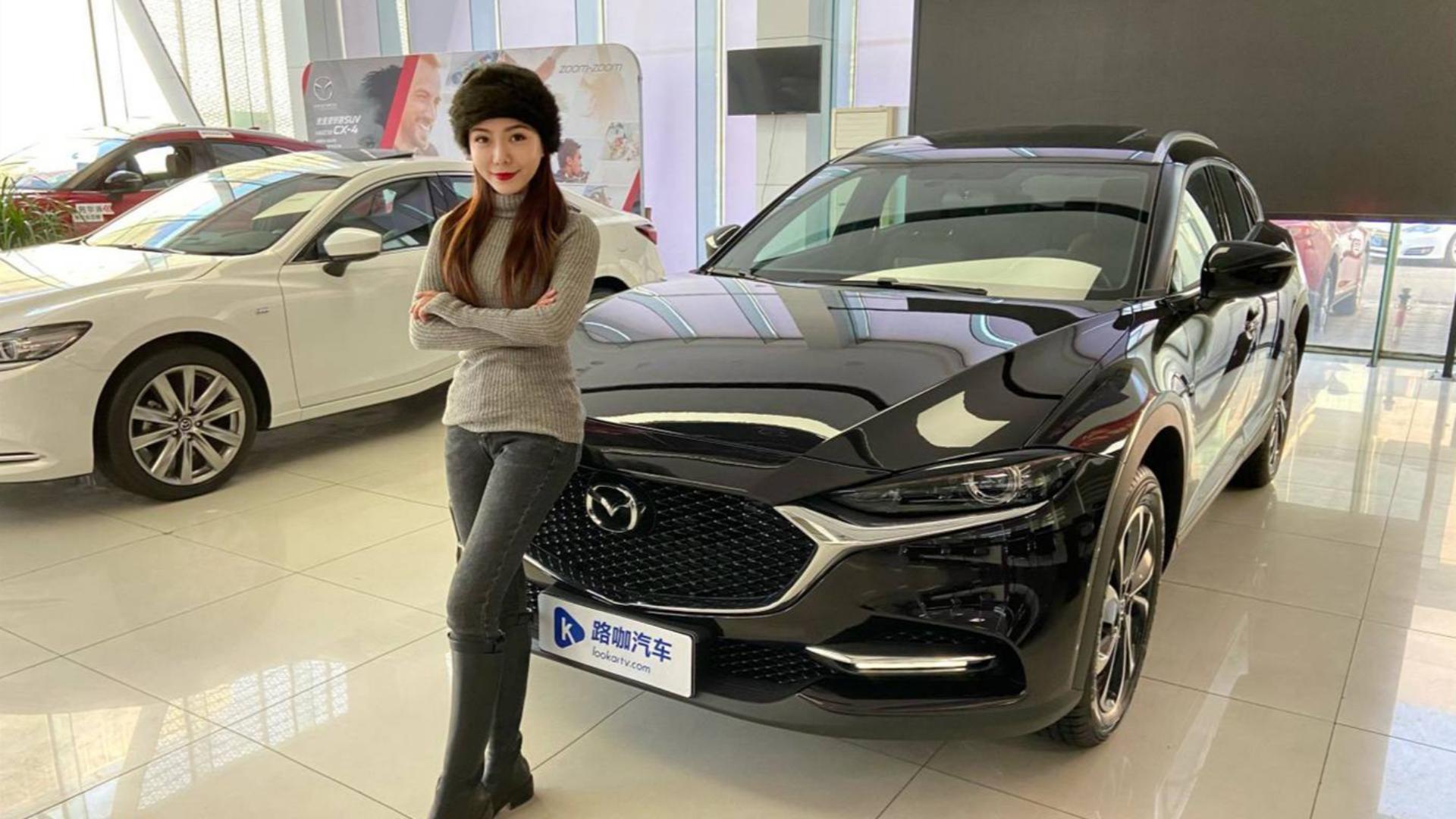 15万买一辆高颜值SUV 全新马自达CX-4了解一下?