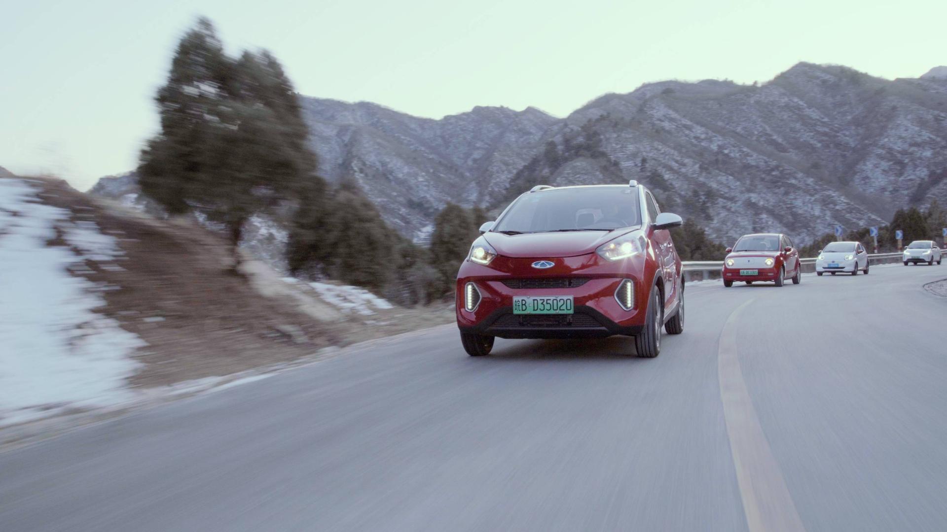 春节特别节目丨能上牌、最便宜的电动汽车横评:欧拉R1、奇瑞eQ1、比亚迪e1、新特DEV1