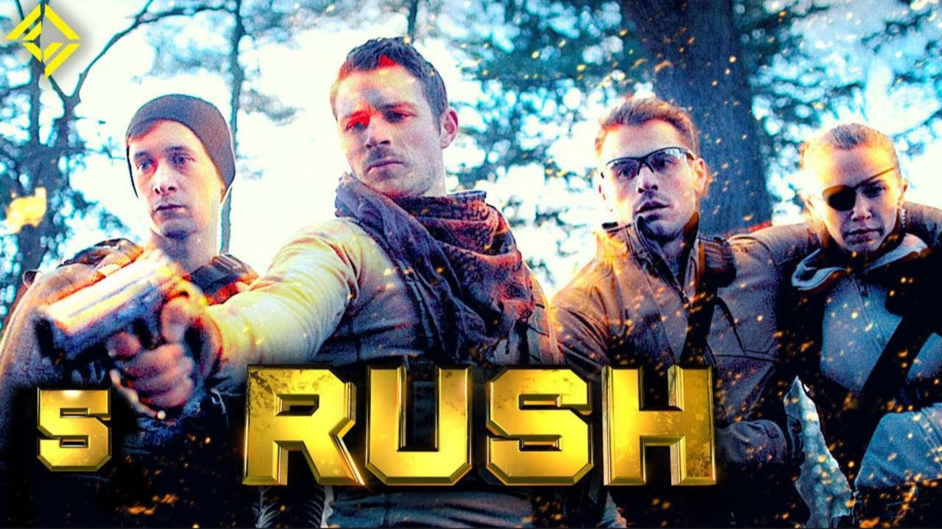 【战地】系列改编真人短剧《RUSH》第五集(GTA5老崔主演,Corridor Digital呈现)