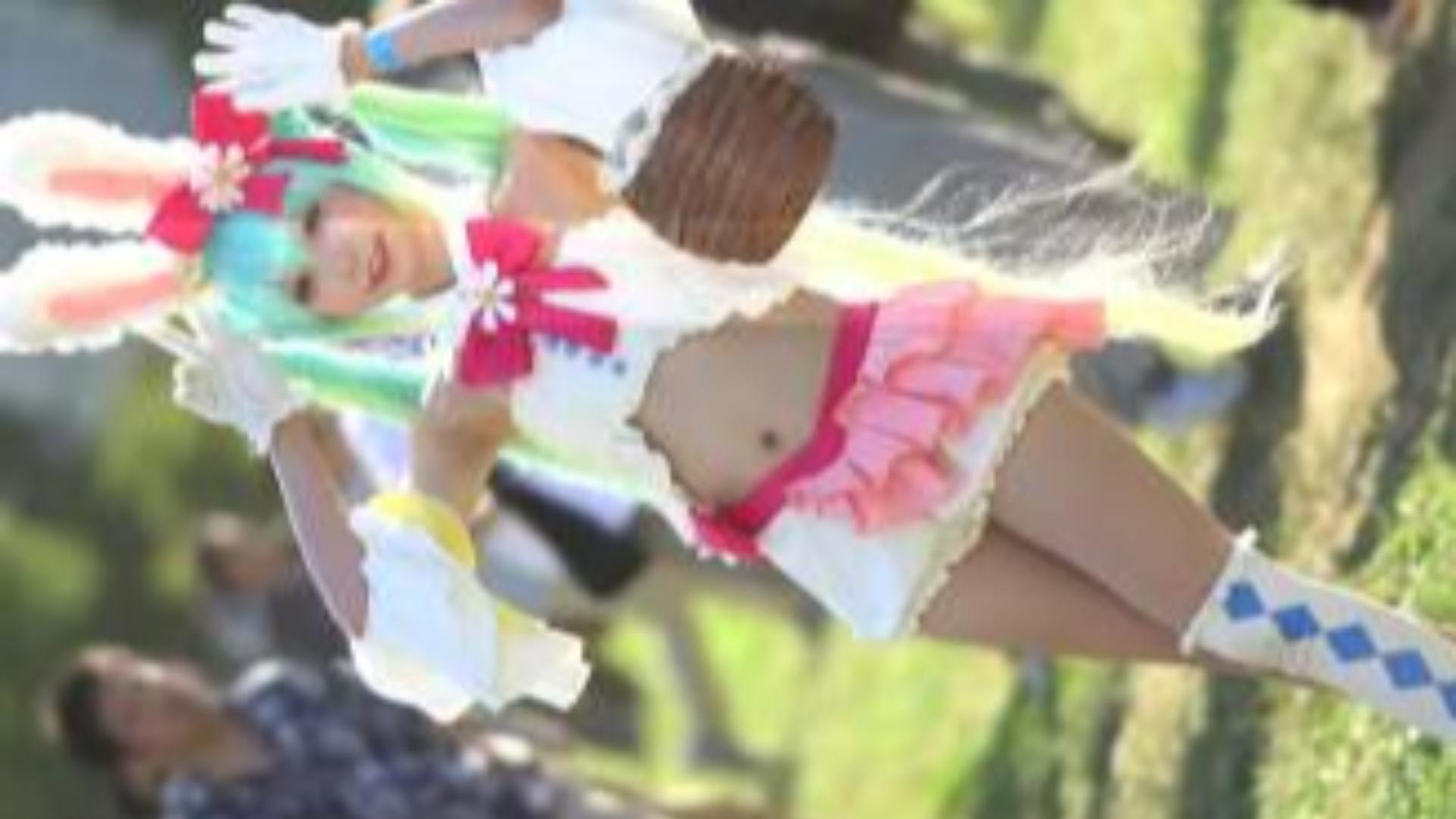[爱媛企划]第332期日本Comiket漫展cosplay现场小姐姐鉴赏
