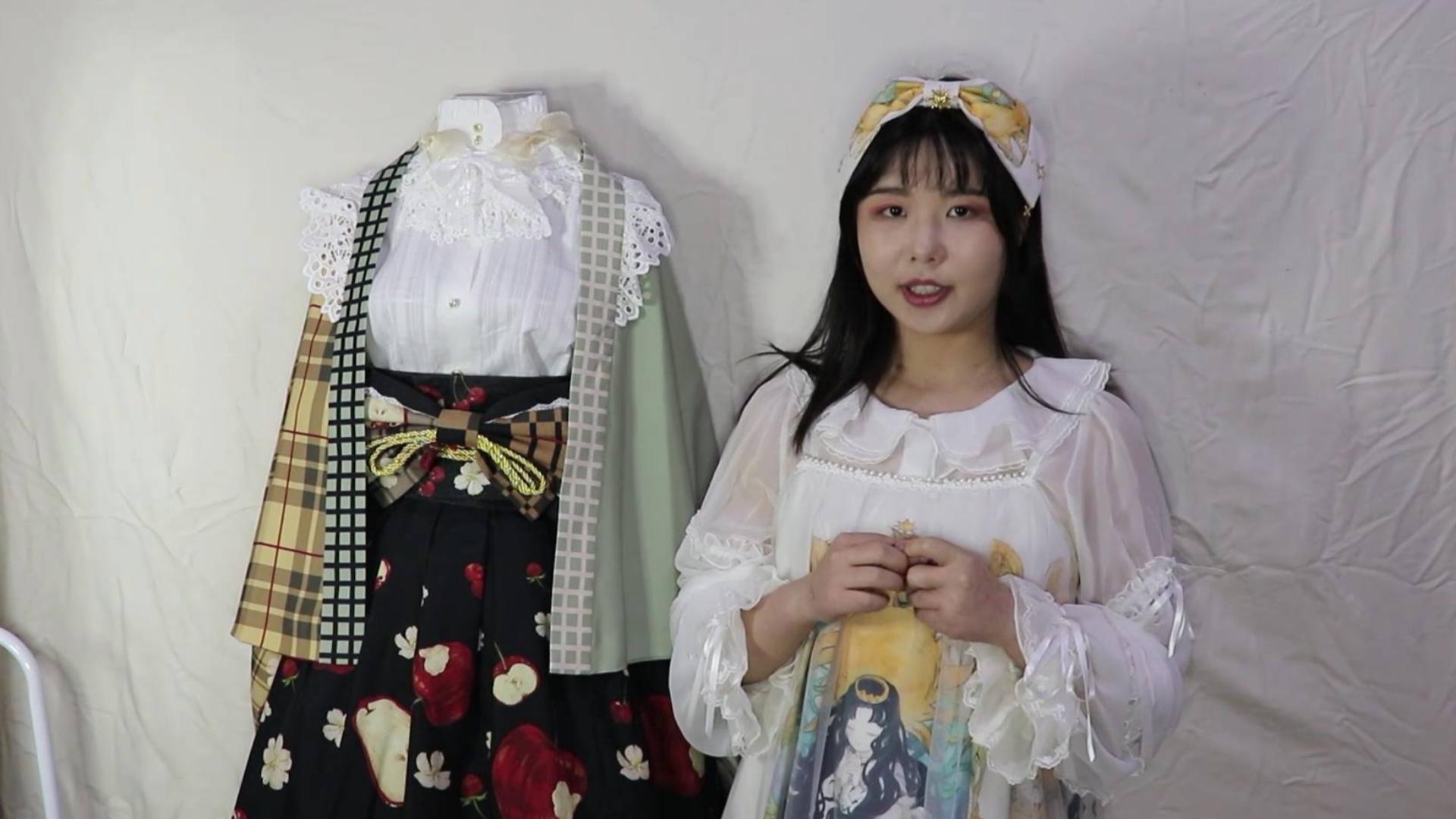 【lolita质检】GroveDeer_果鹿  林檎姬系列