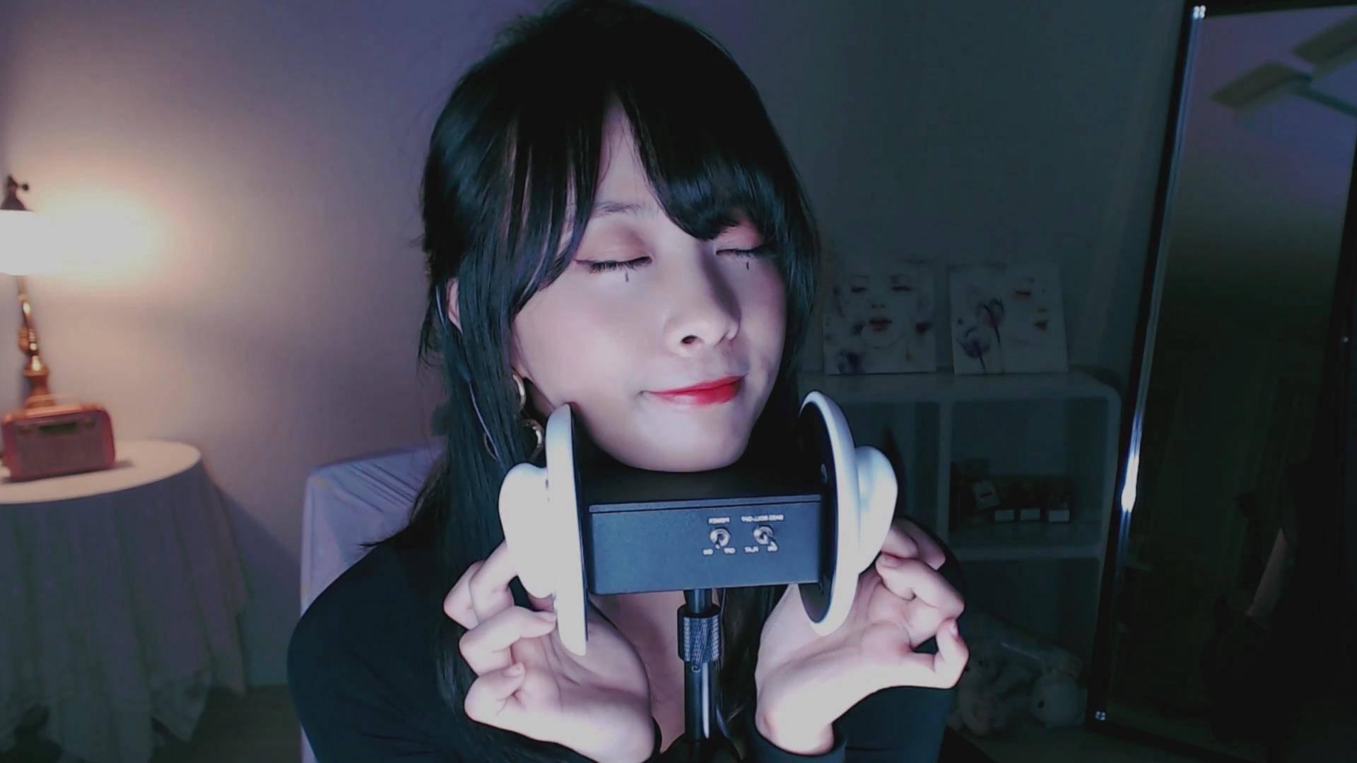 【声控】MIMO耳朵清洁11min