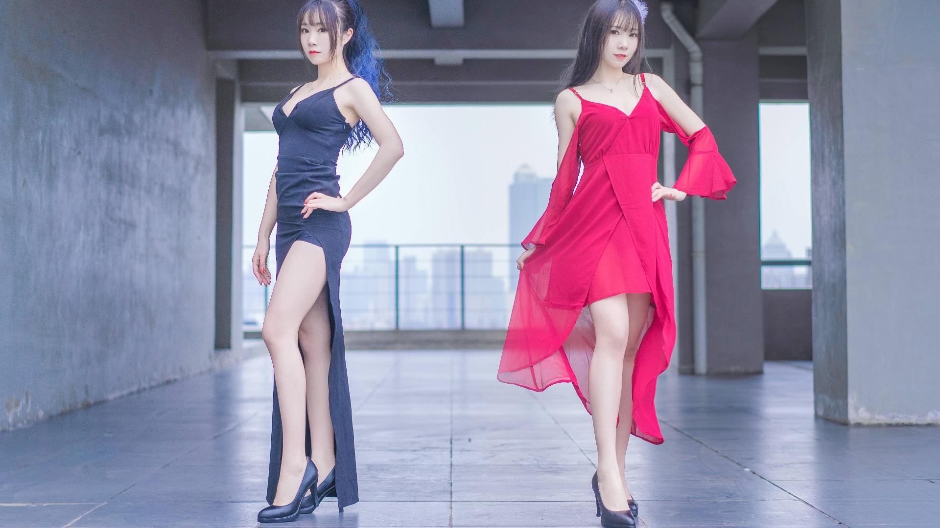 【雾奈】Senorita双倍的快乐~选红色还是黑色?