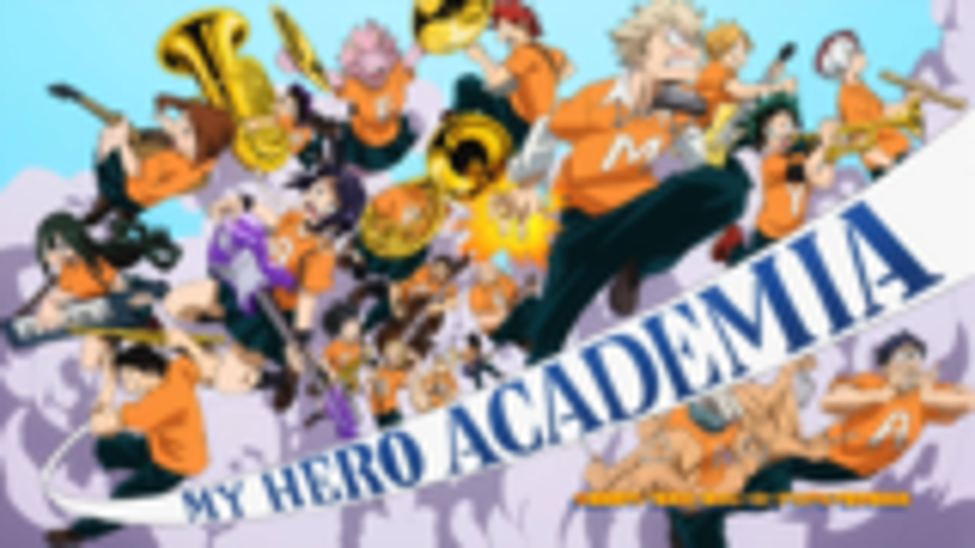 TV动画『我的英雄学院4期』OP2「スターマーカー」