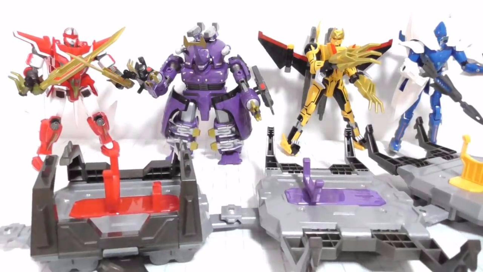 【STK】超星神 变形合体玩具系列