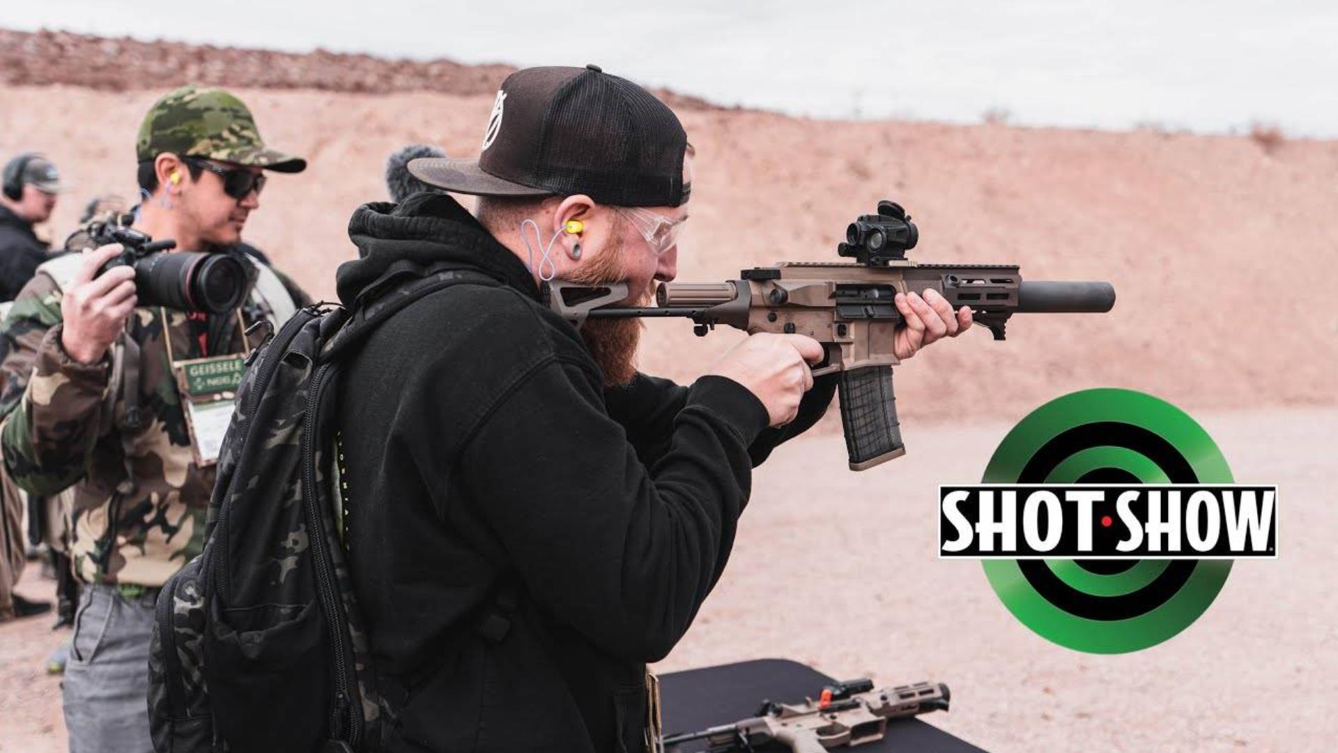 [Talon Sei]去SHOT Show 2020试射各种新枪