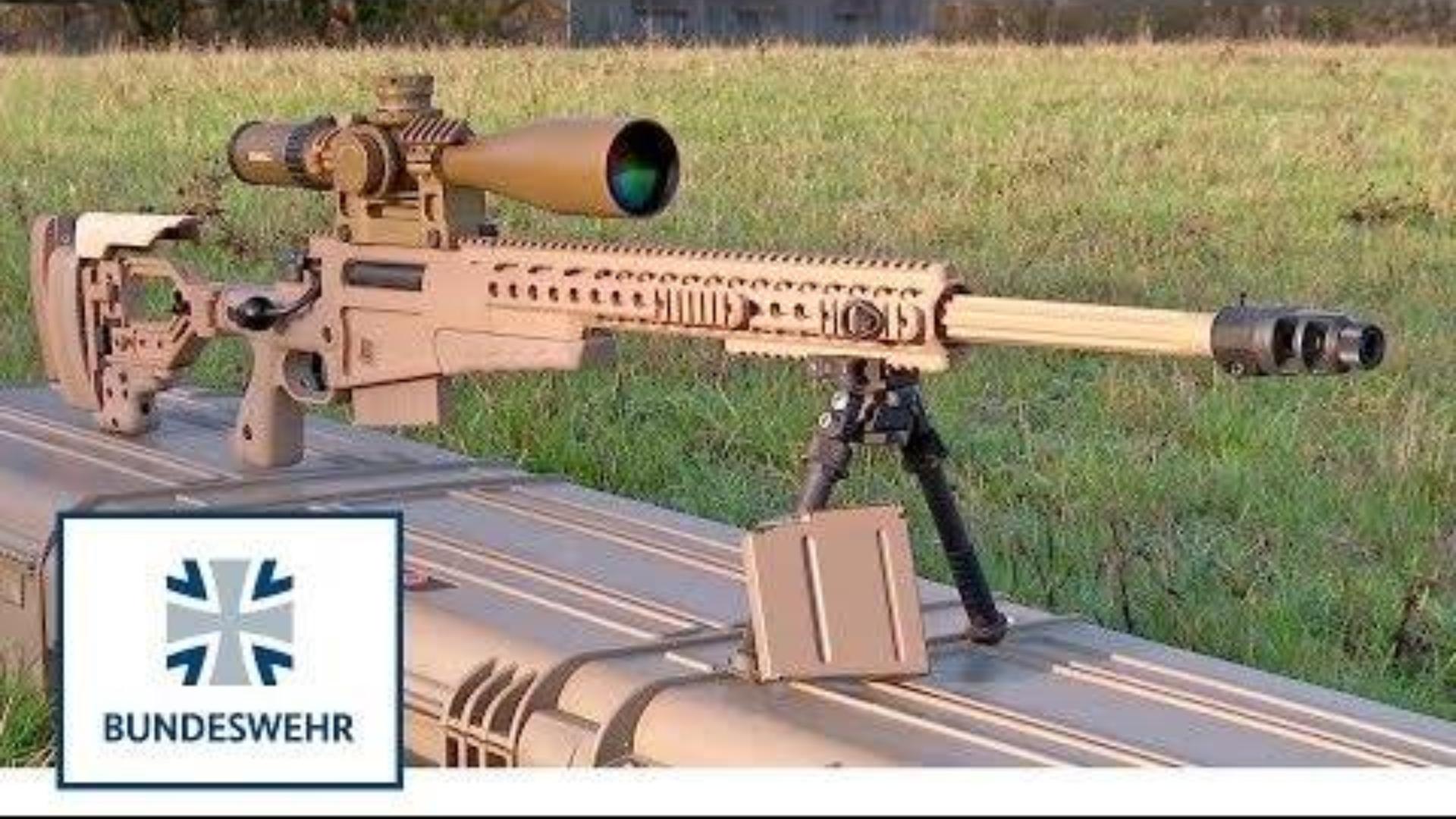 德国联邦国防军G22A2狙击步枪