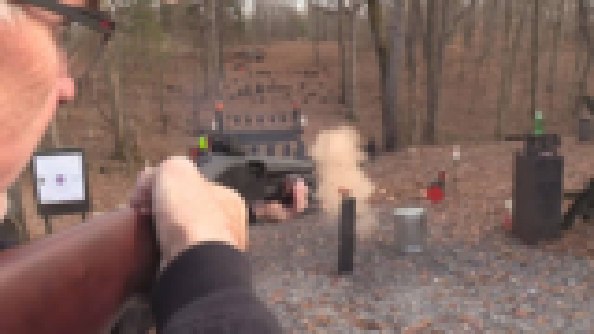 "[hickok45]莫斯伯格590A1""逆行""霰弹枪"