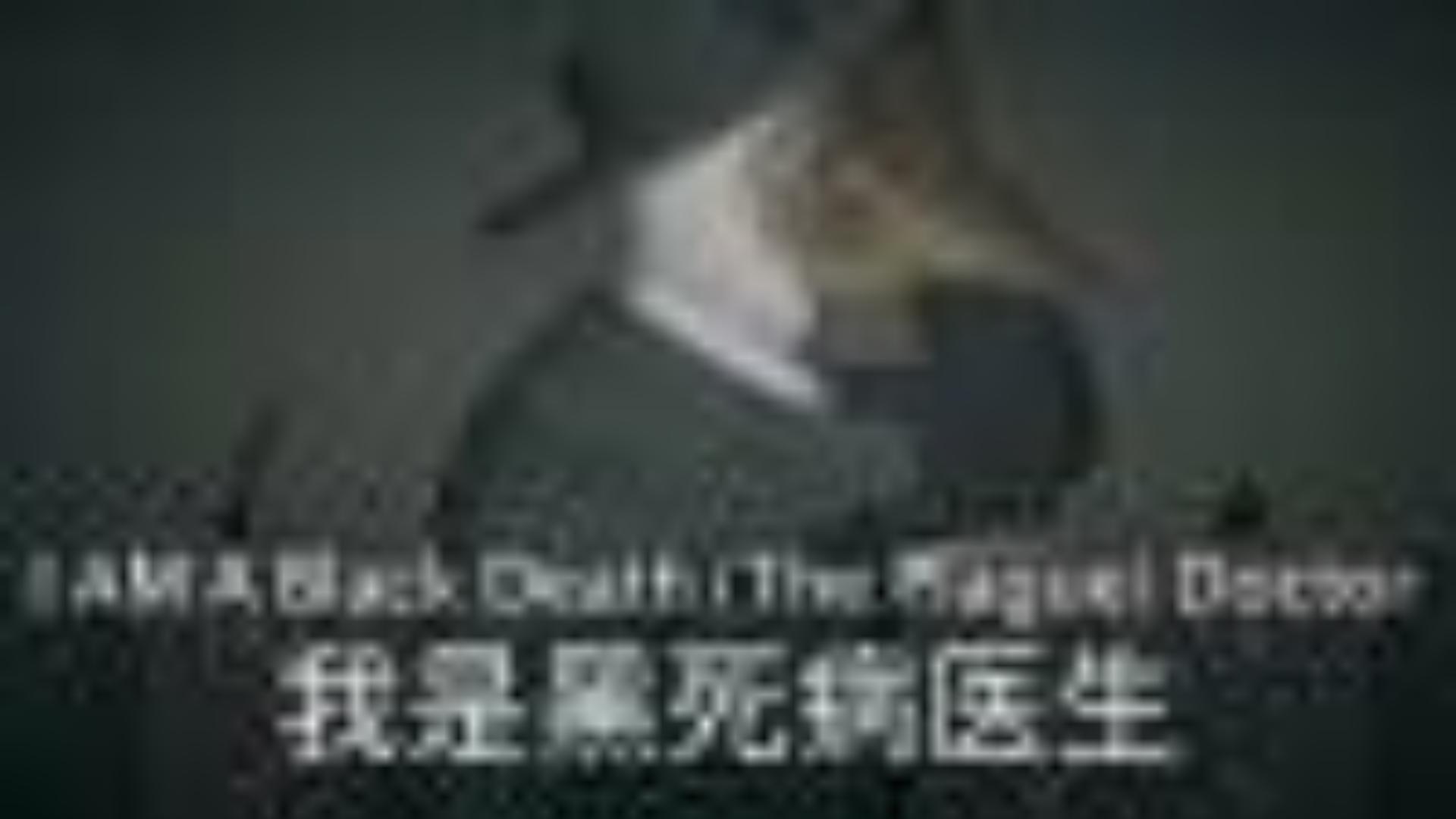【中英】自述:我是黑死病医生