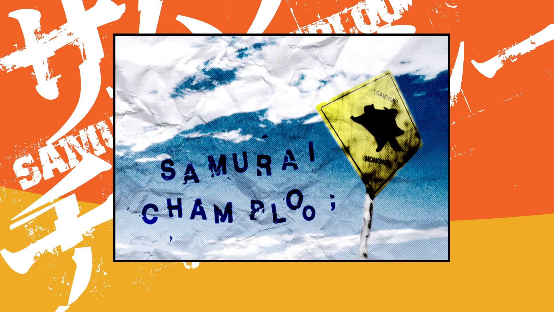 混沌武士Samurai Champloo sound of autumn(个人练习)