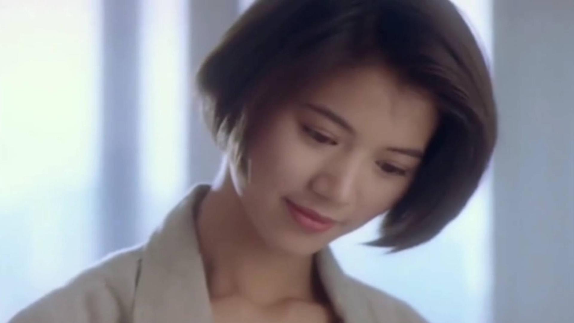 【袁咏仪丨颜值巅峰】靓靓,年轻时的你岂是浪得虚名