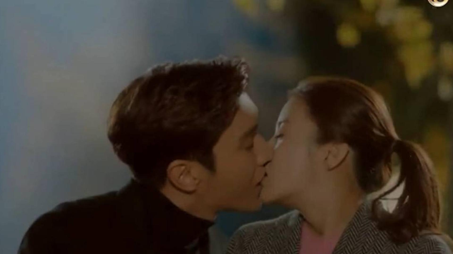 「高能+高甜吻戏合集」接吻的时候搂腰还牵手真是太撩了,吻技了得,苏到没边!