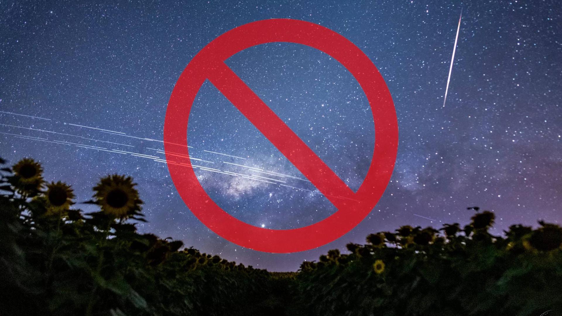 SpaceX第四批星链卫星上天,天文学家呼吁:请还我们那片干净的夜空!