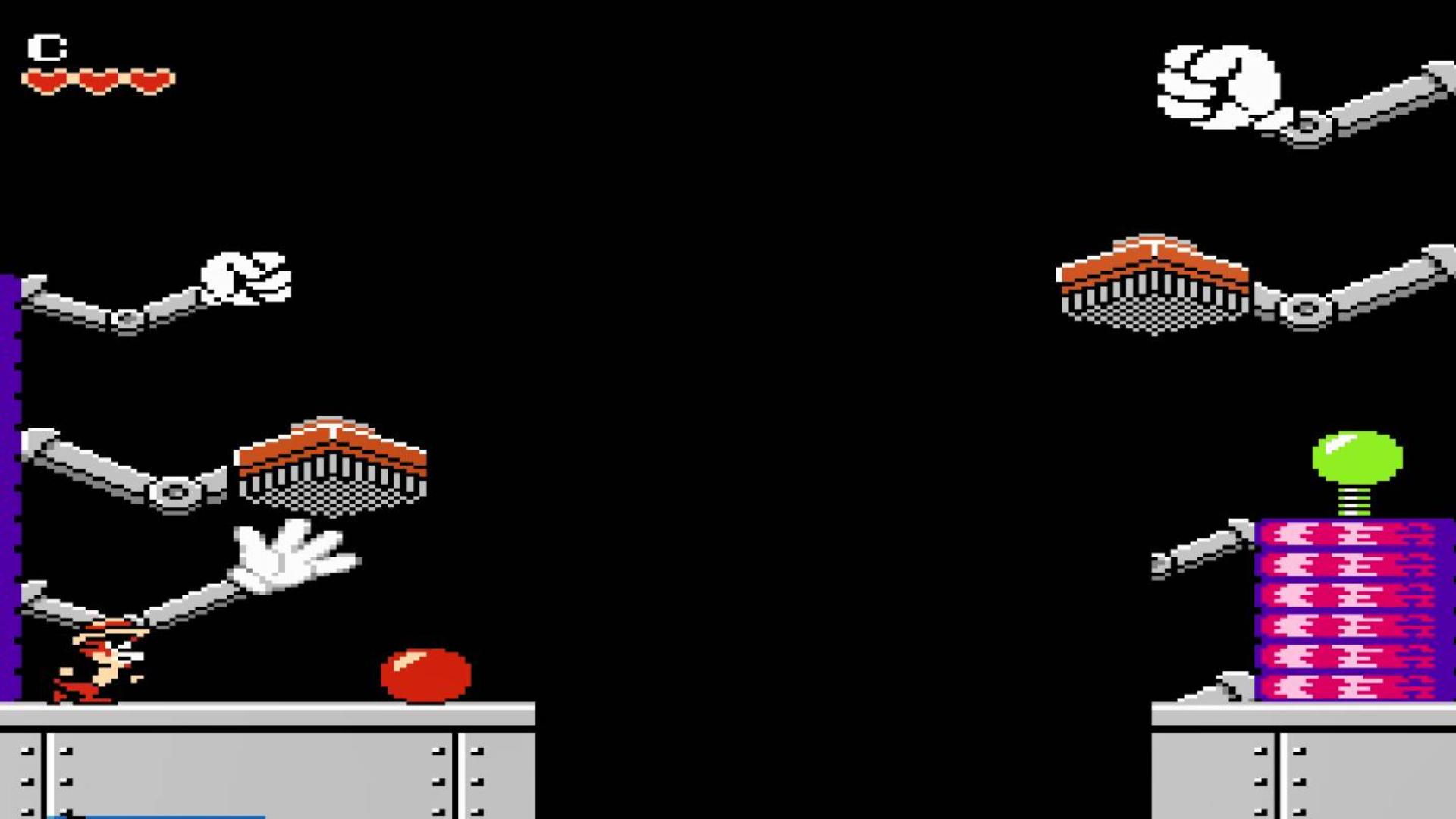 【TAP】游聚补完之FC松鼠大战1代多兵版通关流程视频