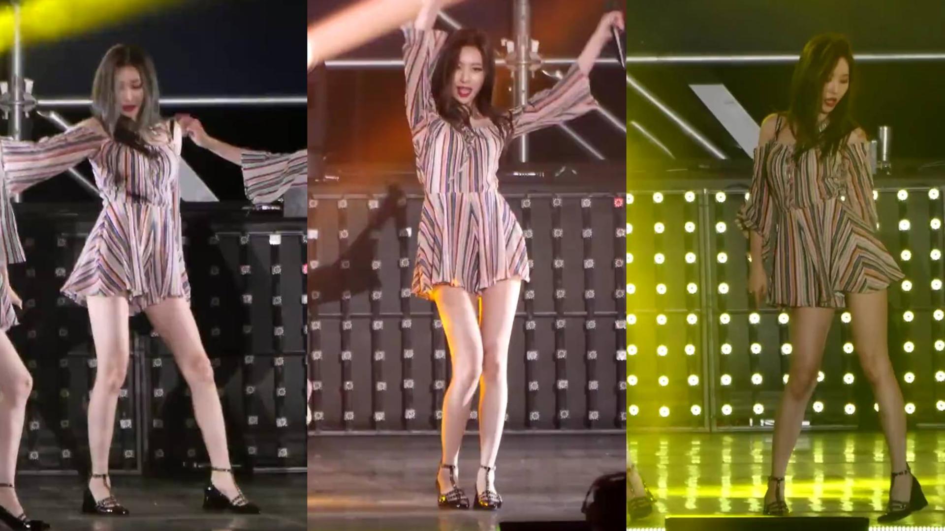 (Wonder Girls) why so lonely  Fancam 竖屏