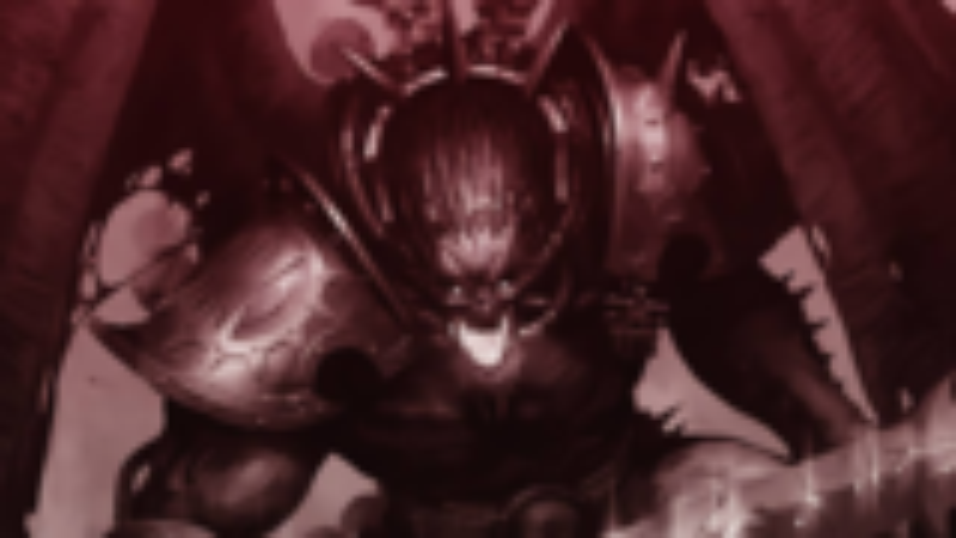 【达奇】献祭上百星球屠戮无数生命所缔造的杀戮之王 《战锤40K》背后的故事