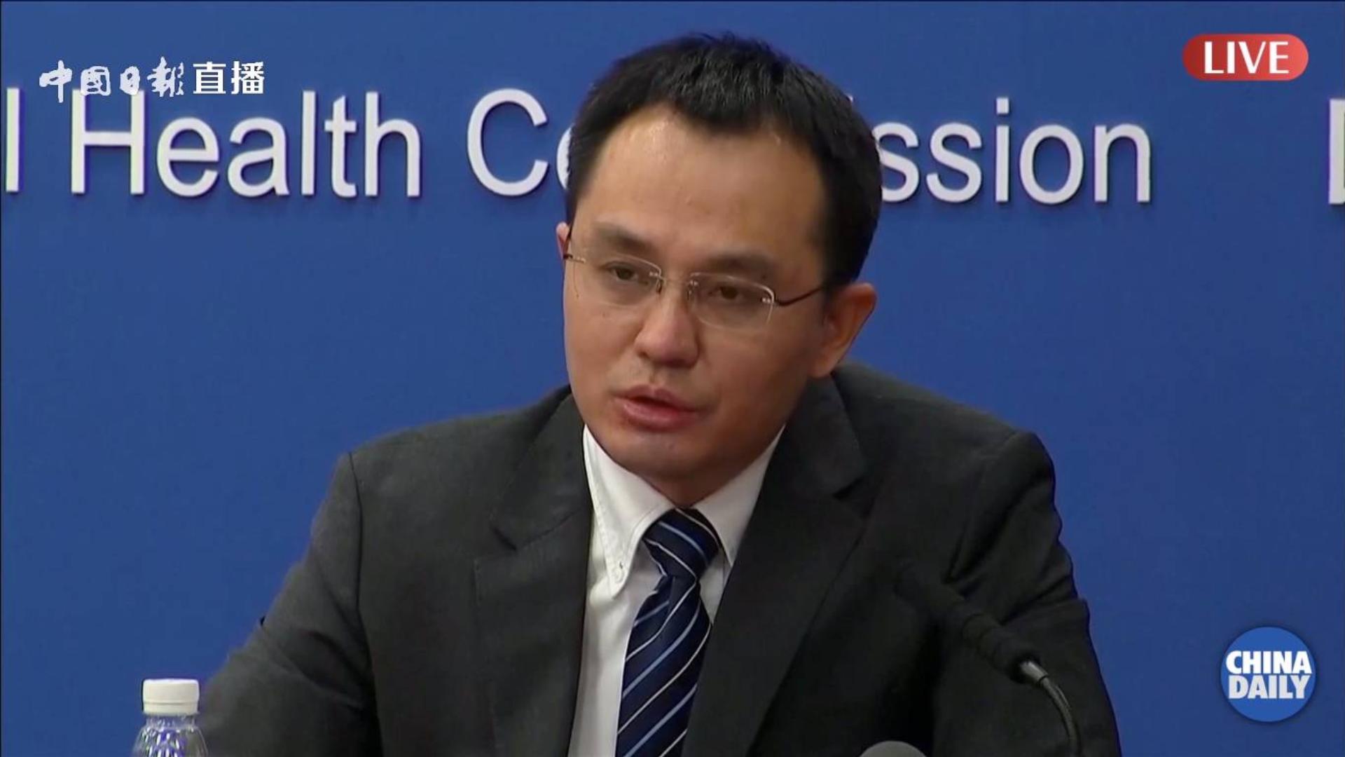 国家卫健委:对于轻症新冠肺炎感染患者治愈后应该没有后遗症 但仍有感染可能