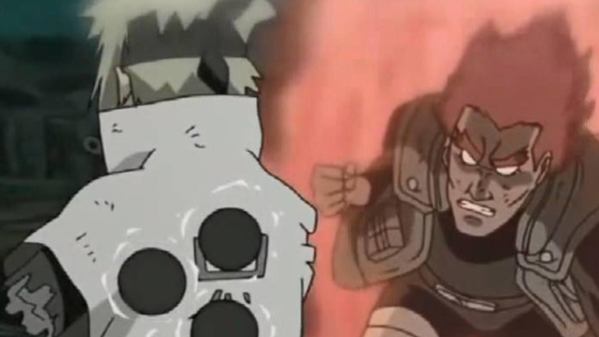 火影忍者:火影忍者中真正依靠努力而强大的忍者