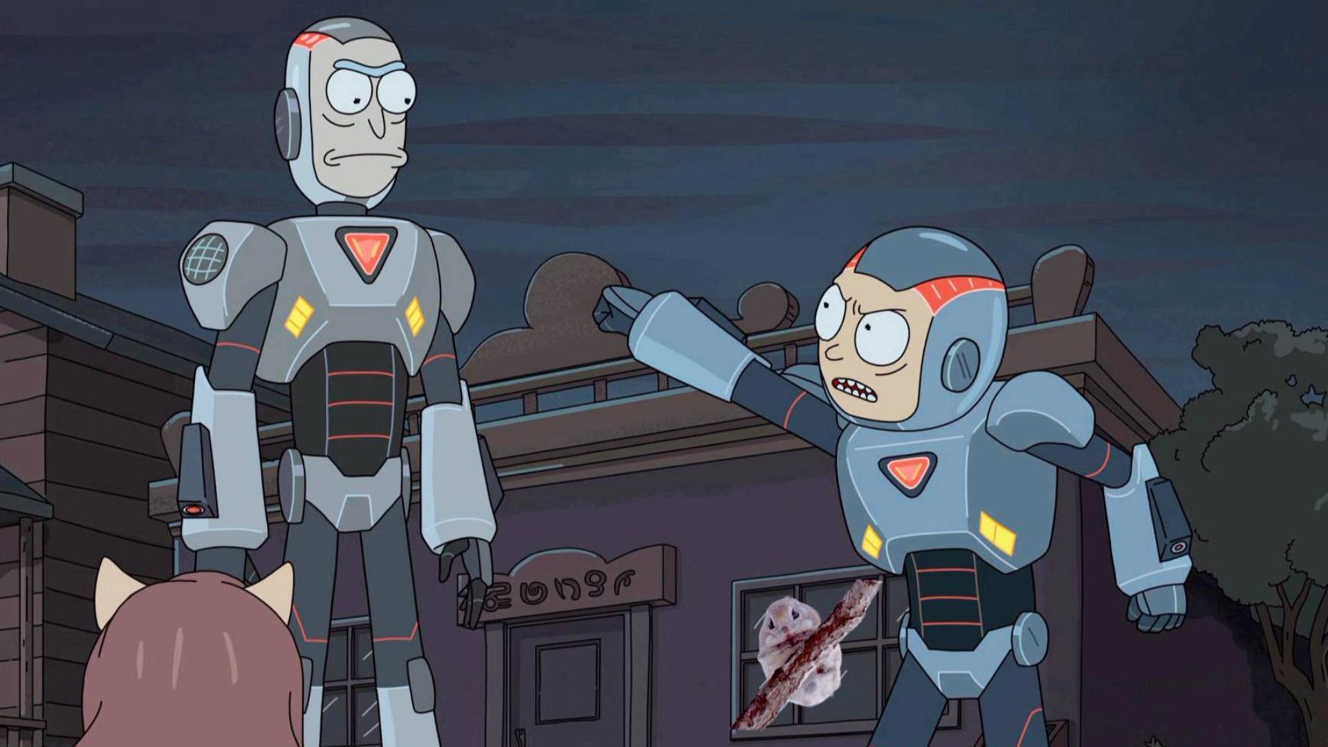 【瑞克和莫蒂】人性丑恶经不起拆穿,参与人类清除计划只因玻璃水