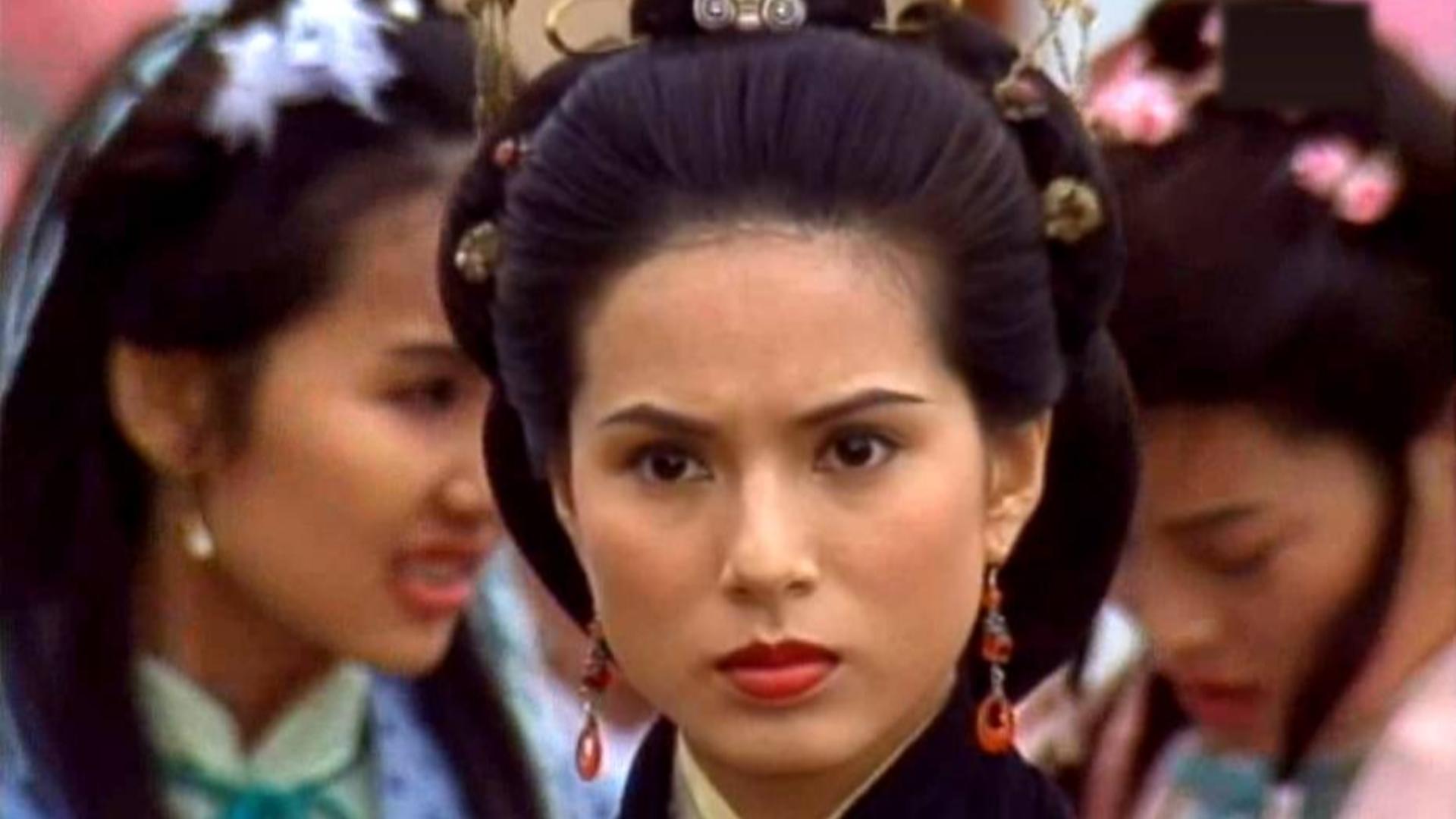 王语嫣的妈妈竟是李秋水的女儿,天龙高手竟然都跟李秋水有关