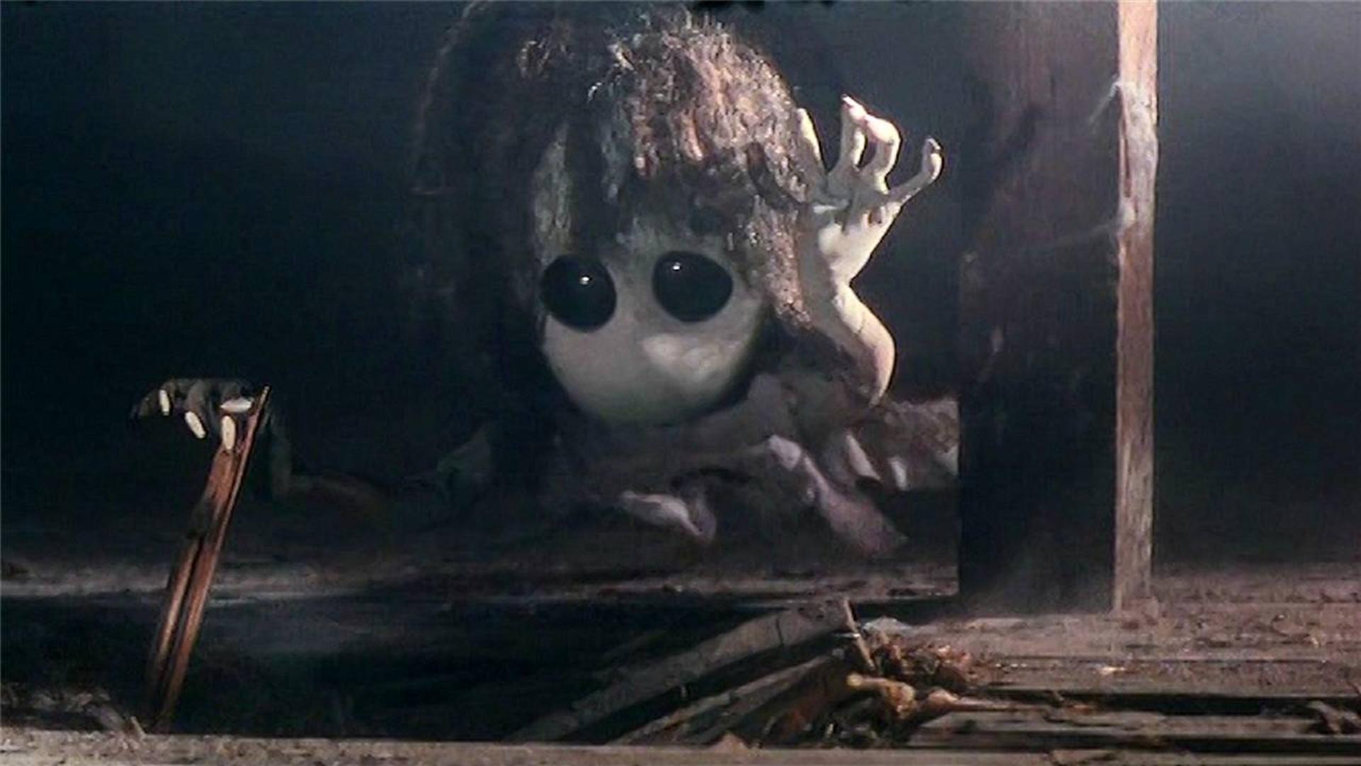中国恐怖电影的巅峰之作,现在看依旧很吓人!《黑楼孤魂》