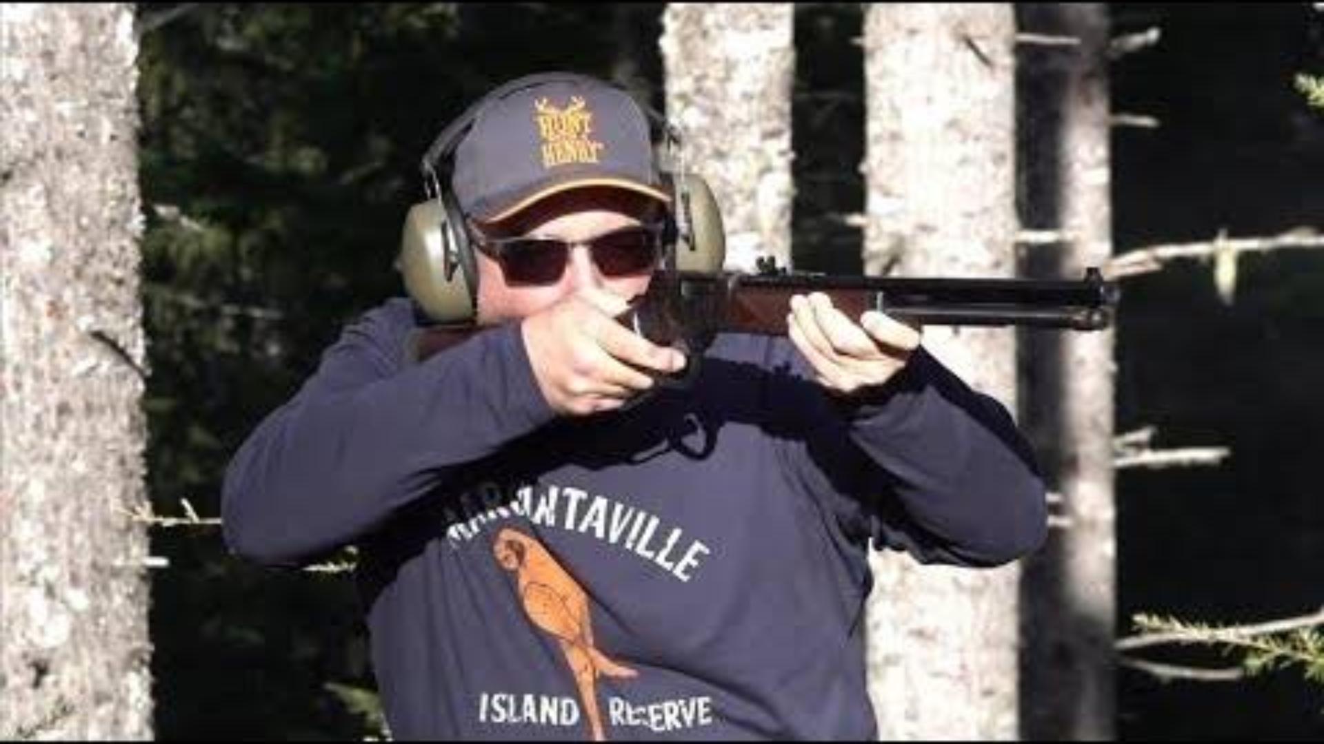 "[BERETTA9mmUSA]亨利""大男孩""杠杆步枪"