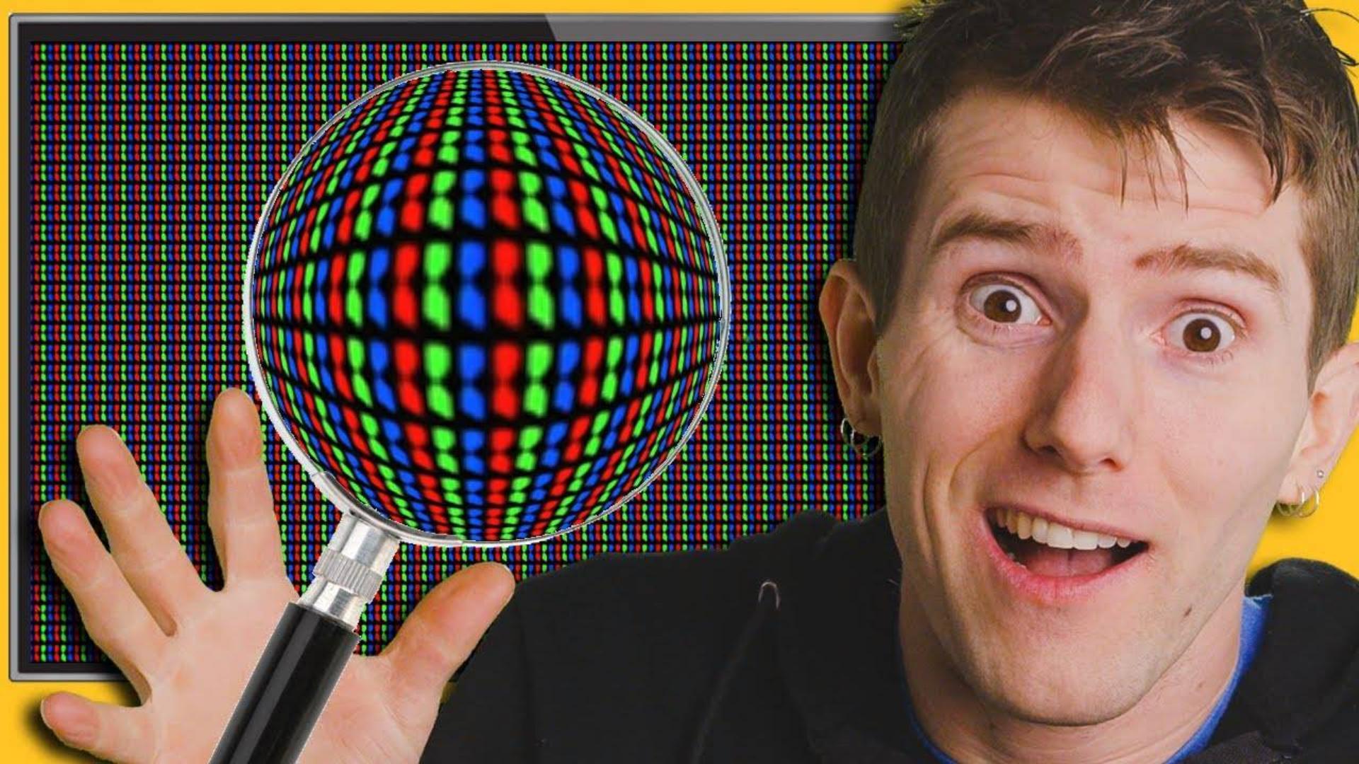 【官方双语】(mini-LED解明)这新电视 为啥重要? #电子速谈
