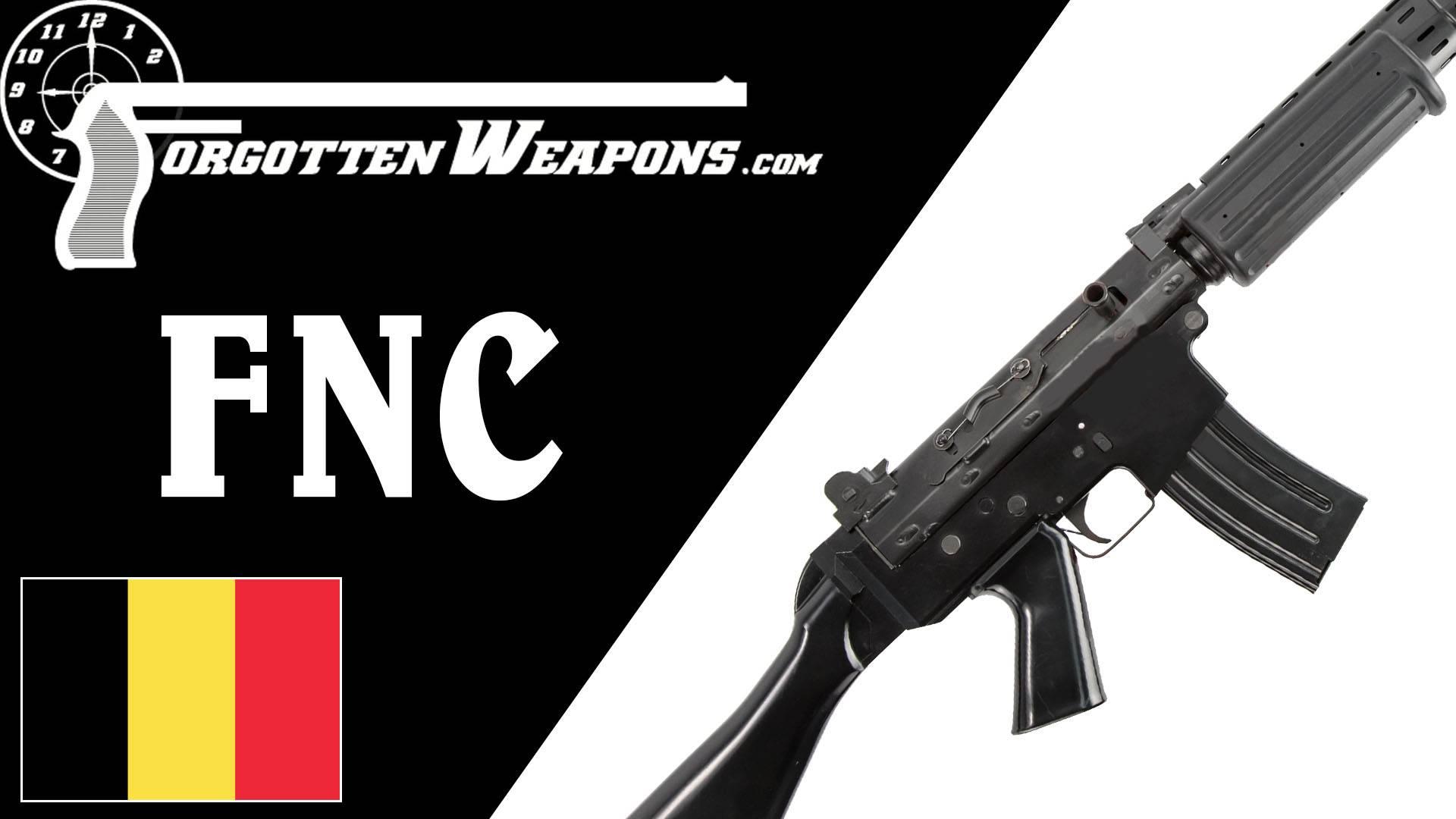 【被遗忘的武器/双语】FNC突击步枪彻底剖析
