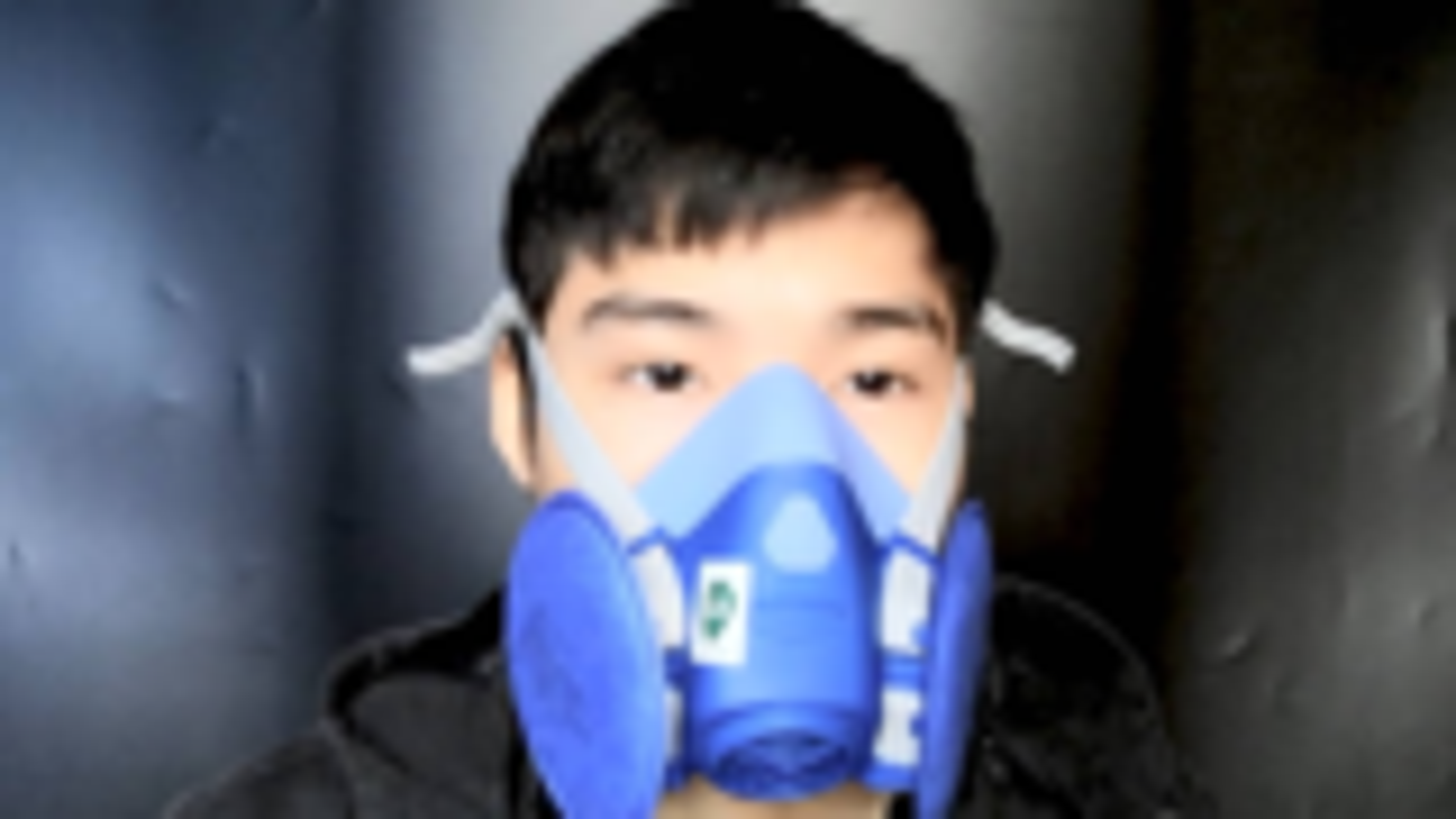 买不到N95口罩?试试KN100的防尘霾面具吧