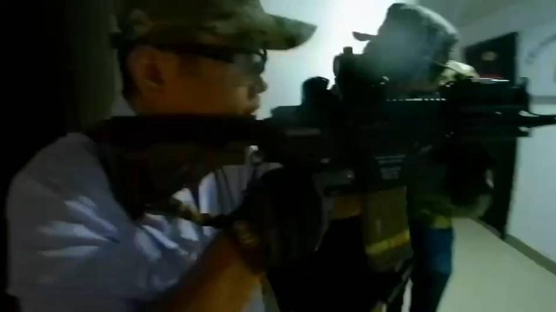 《捕猫行动》-合肥战狐水弹中队