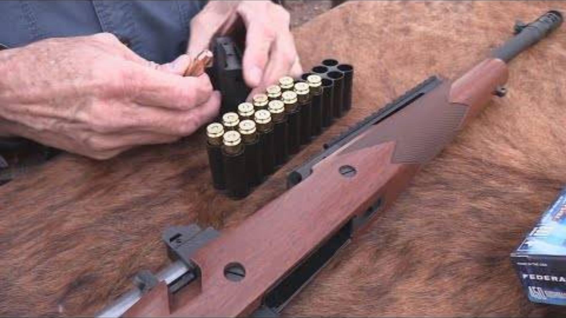 [hickok45]儒格.450斥候步枪