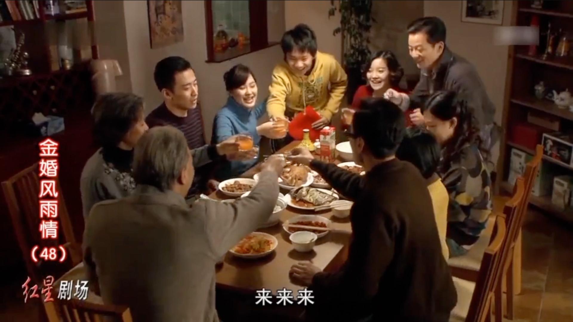 吃饺子,喝汇源,团团圆圆才叫过年!