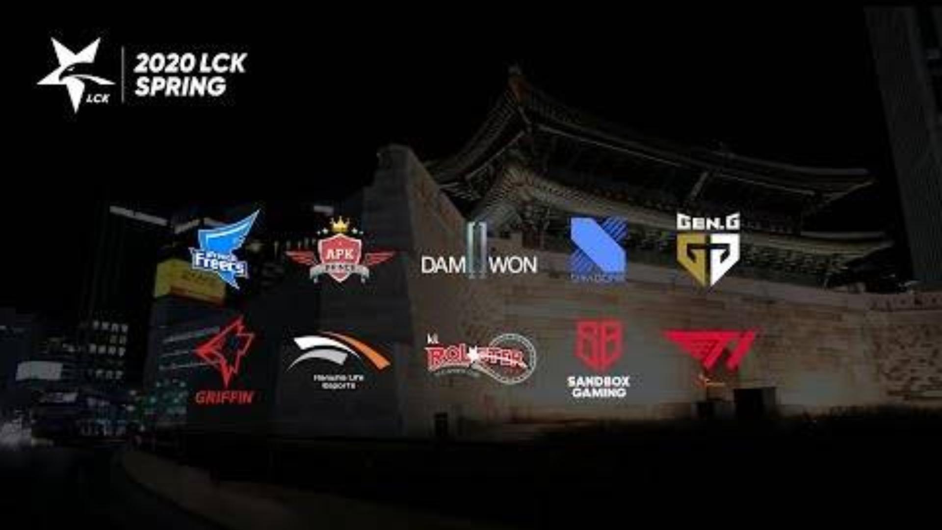 快速看完2020 LCK 春季赛W1D1