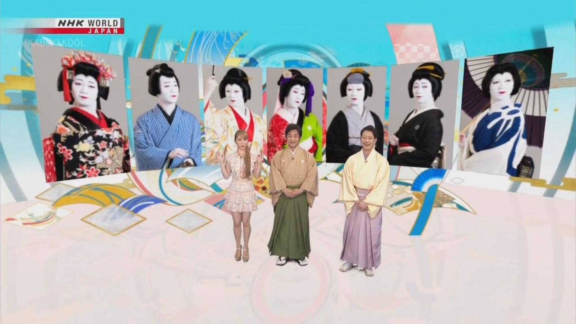 纪录片.NHK.歌舞伎:一人分饰七角.2020[高清][生肉]