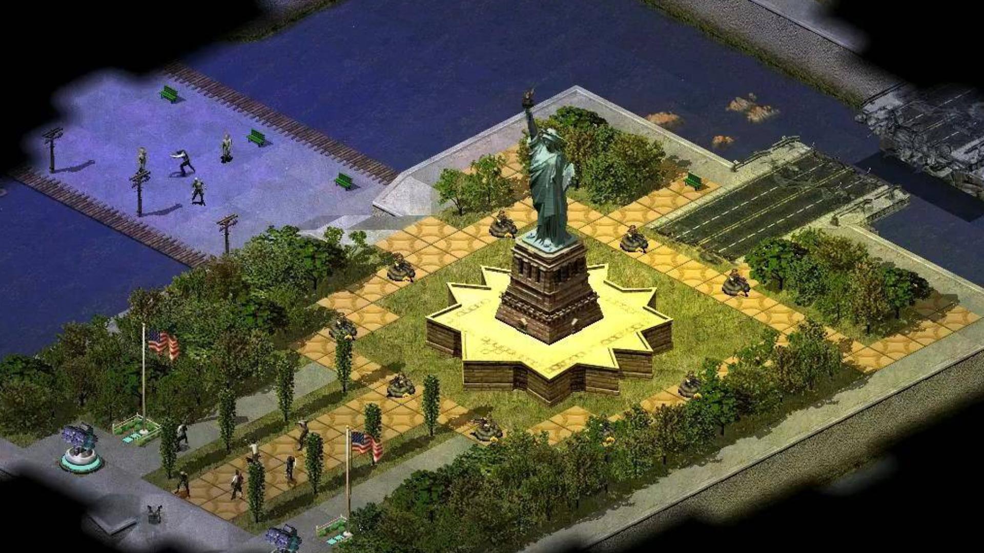 【红色警戒】这次入侵纽约的不是苏军,而是僵尸!