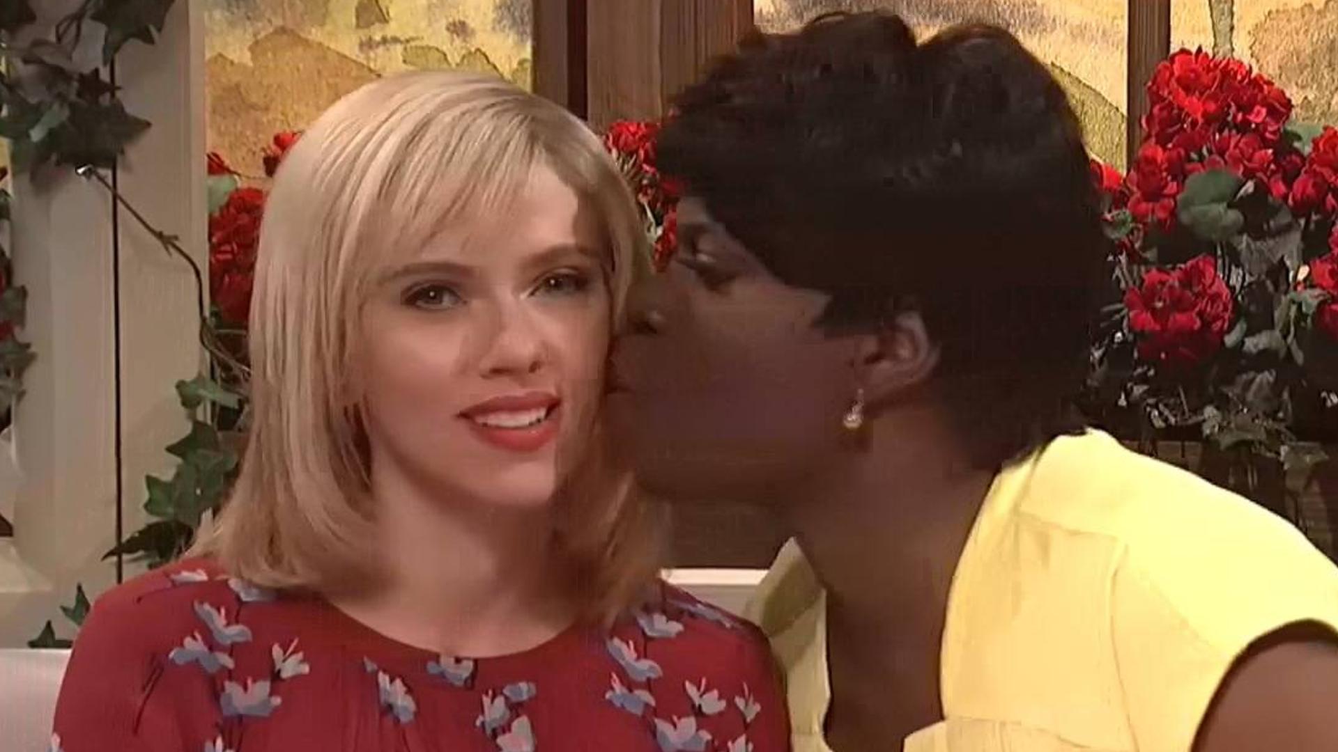 【SNL】爆笑!为了拍个广告,寡姐快疯了(周六夜现场)(中字)