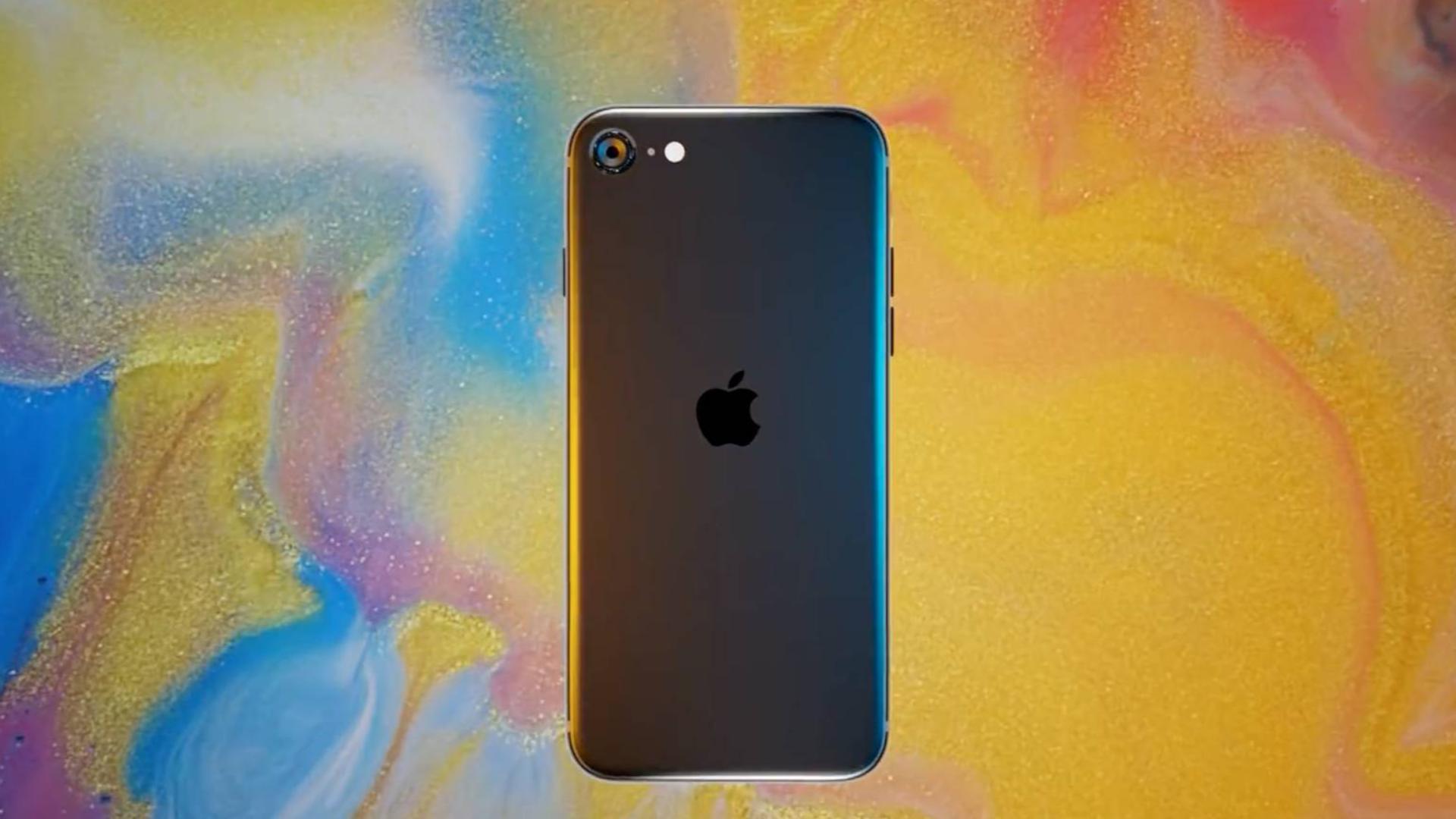「科技V报」iPhone 9韩国开启预售价格亲民;LPDDR5加持小米10系列稳了-20200206