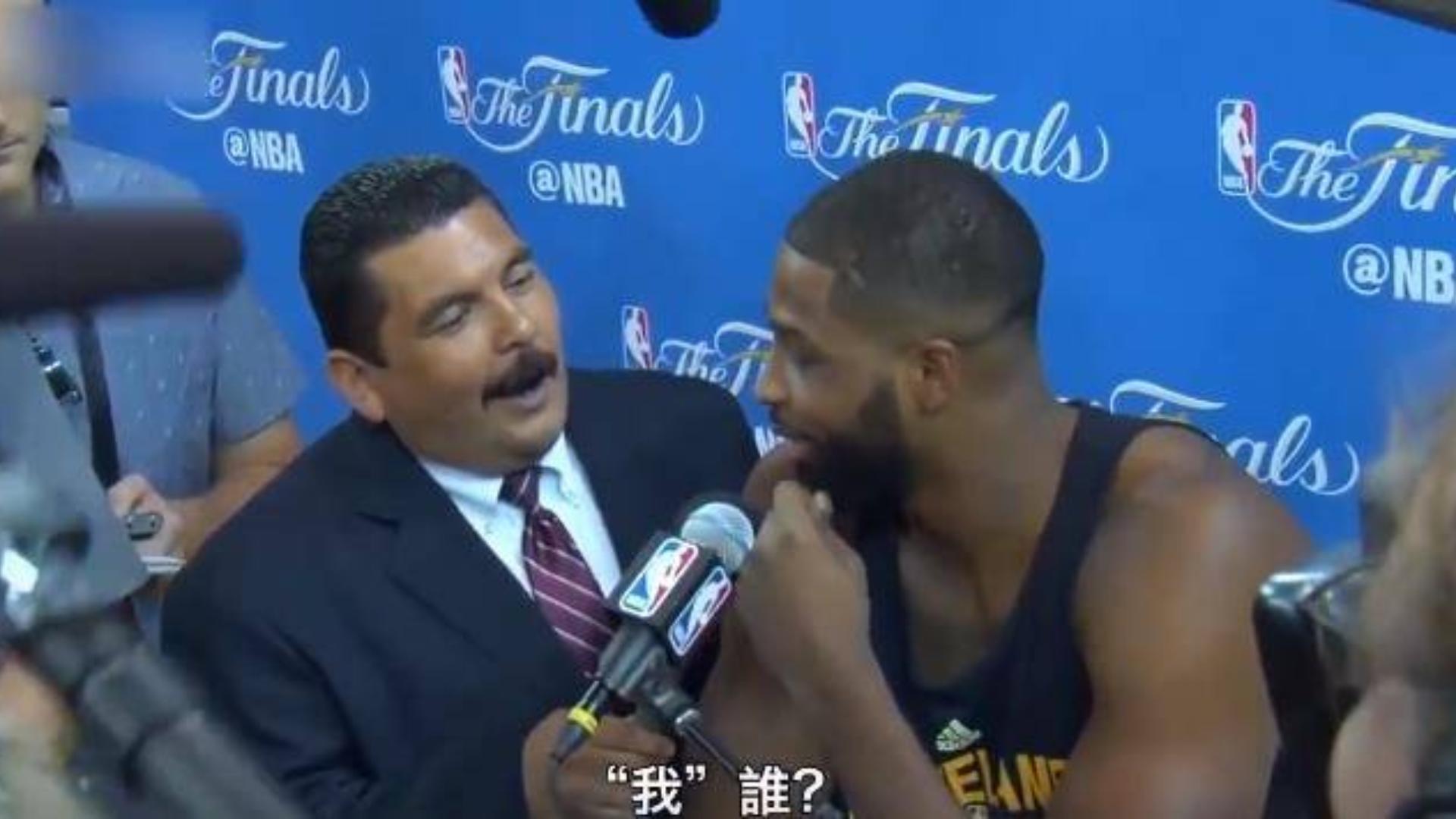 史上最搞笑的体育运动记者Guillermo搞笑探访2016年NBA总决赛媒体日