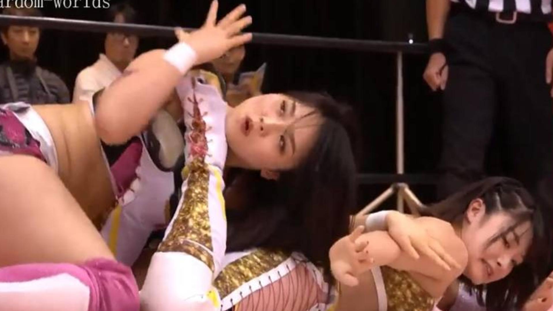 TJPW东京女子摔角  坂崎ユカvs万喜なつみ