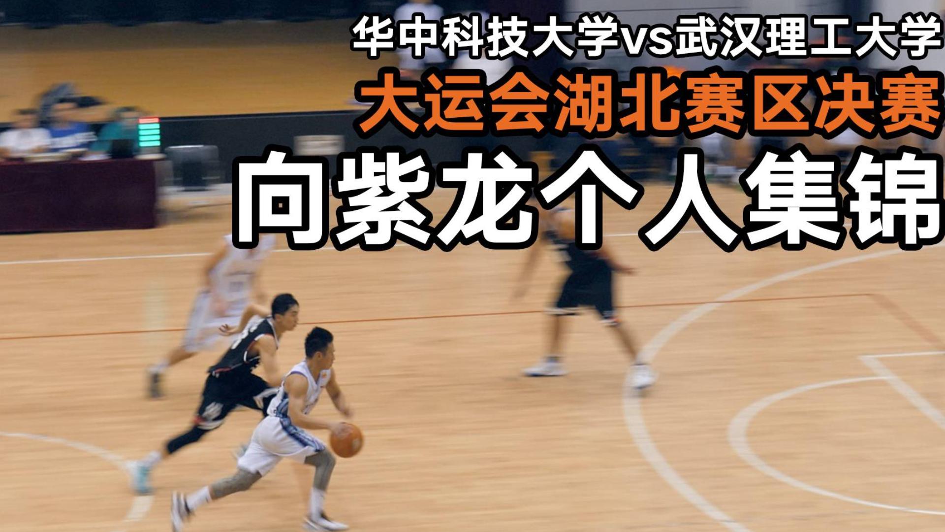 【向紫龙】大运会湖北赛区决赛个人集锦