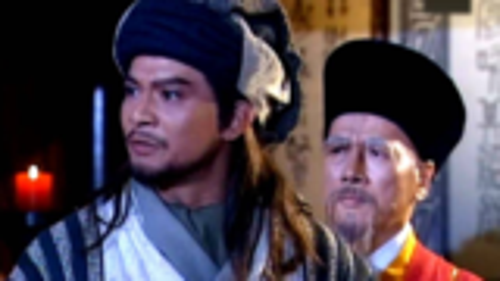 乔峰重回少林寺,不想竟遭致误解,到底是谁在陷害他呢?