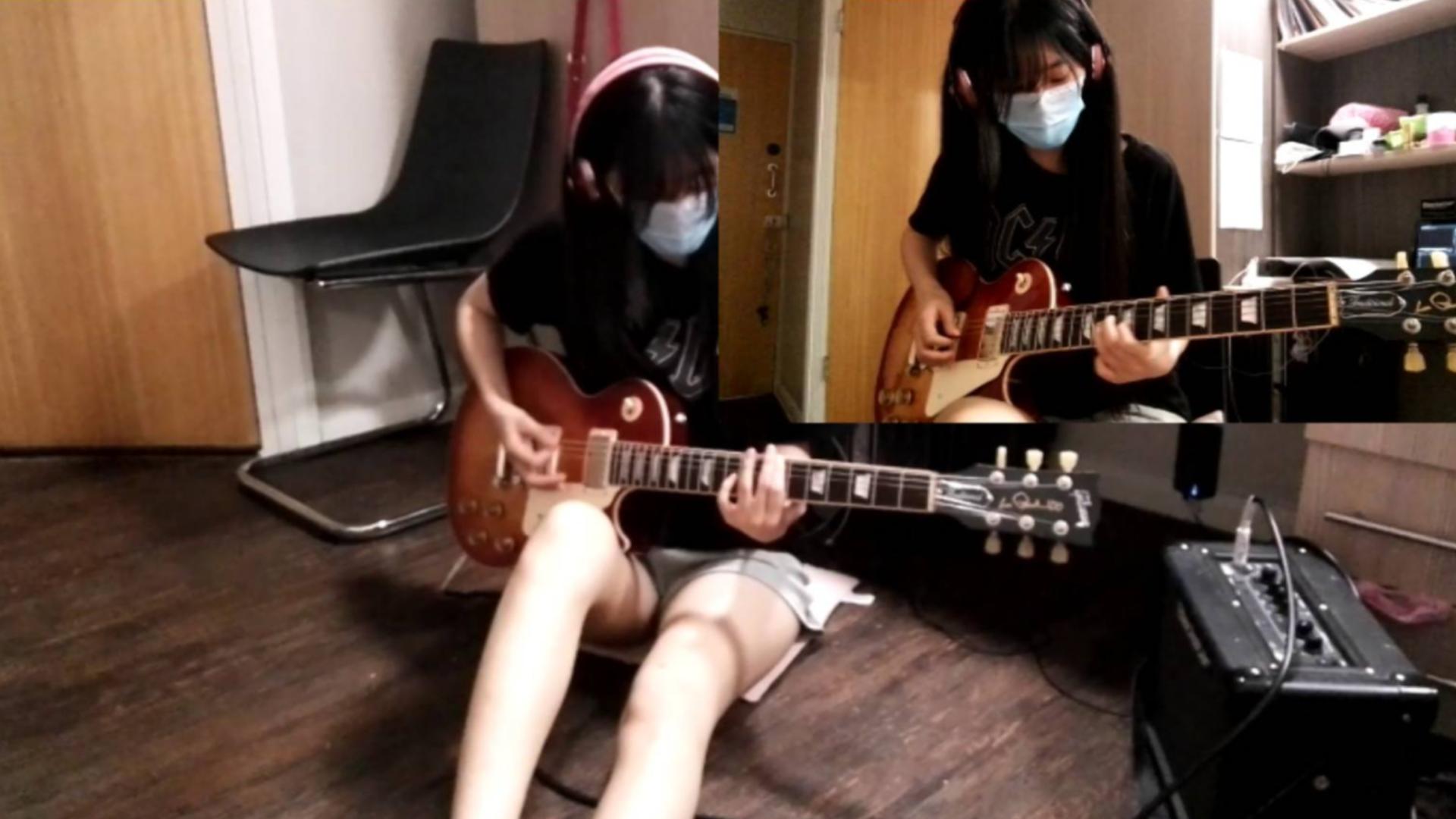 【寻国风】《梦回还》自扒电吉他(狐妖小红娘王权富贵篇)