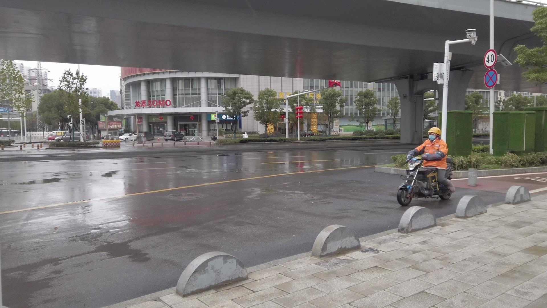 【武汉观察Vlog02】在武汉街头,不戴口罩会发生什么?