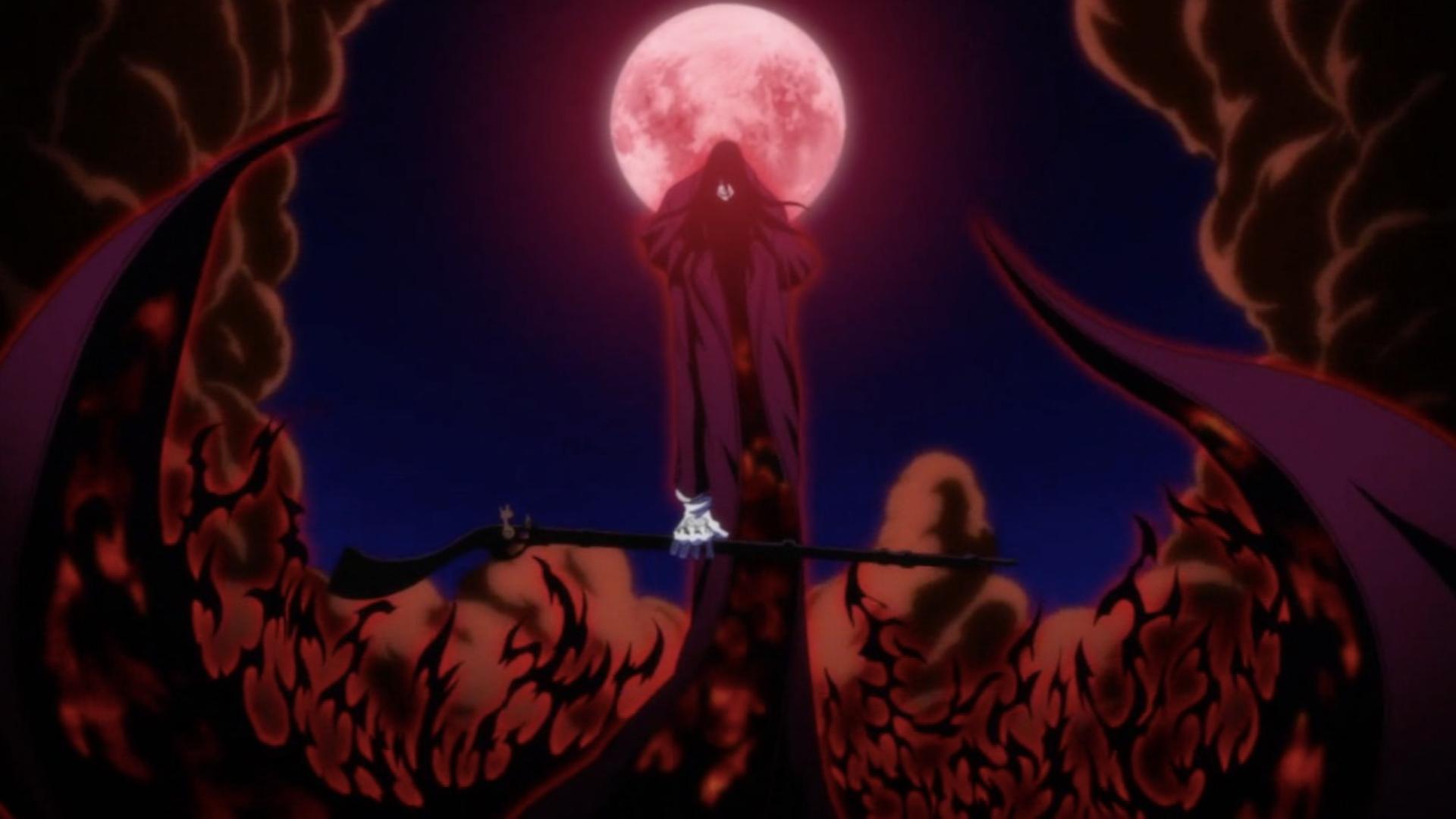 不死军团占领航母,吸血鬼王奉命出击,驾驭黑色铁马屠戮全场