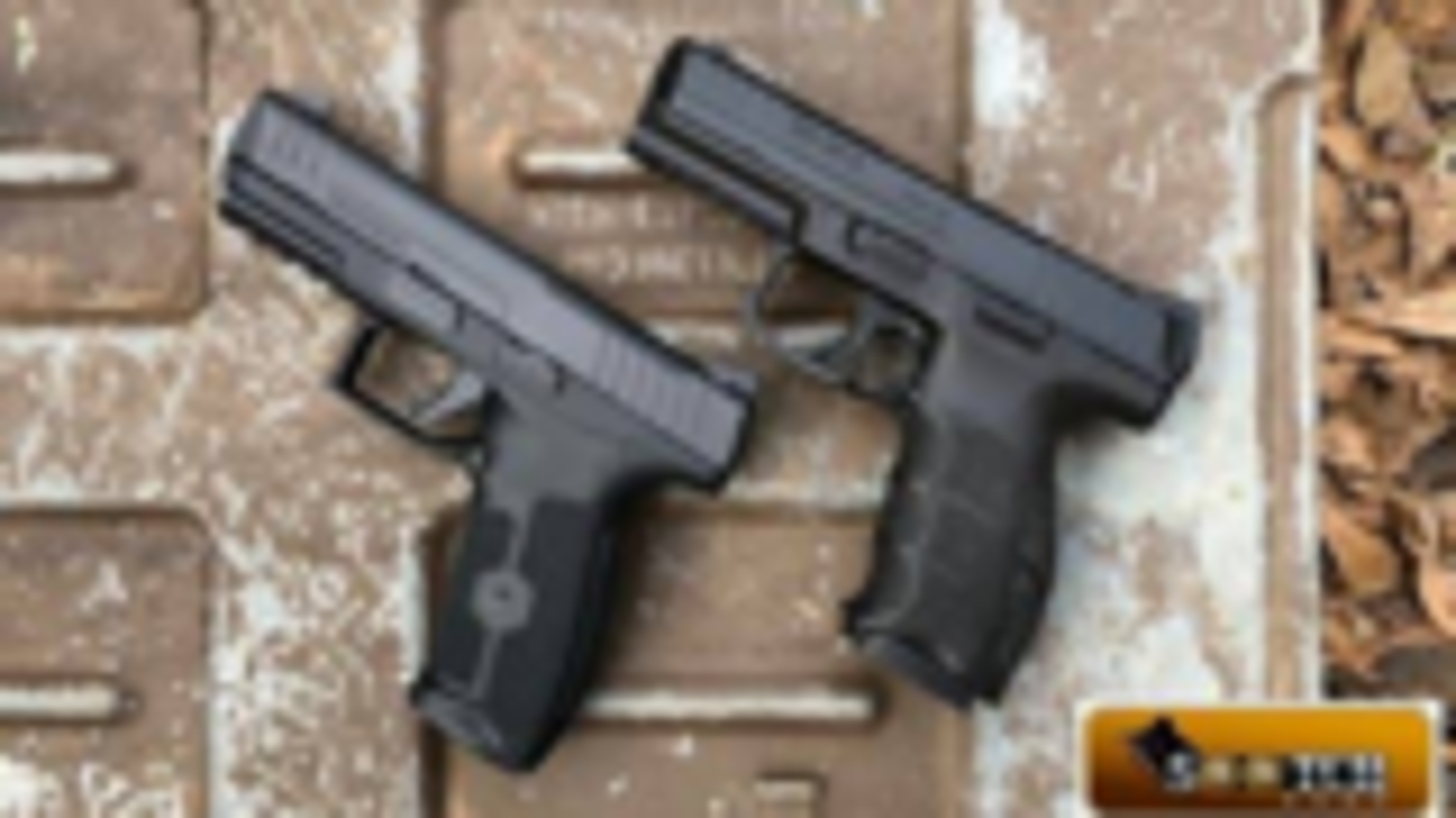 [sootch00]IWI马萨达9 vs HK VP9手枪