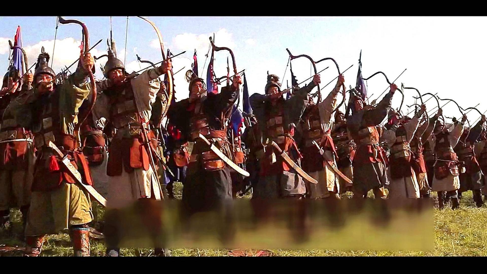 蒙古国史诗级大片《阿努可敦》,康熙大战葛尔丹,清军血拼蒙古军