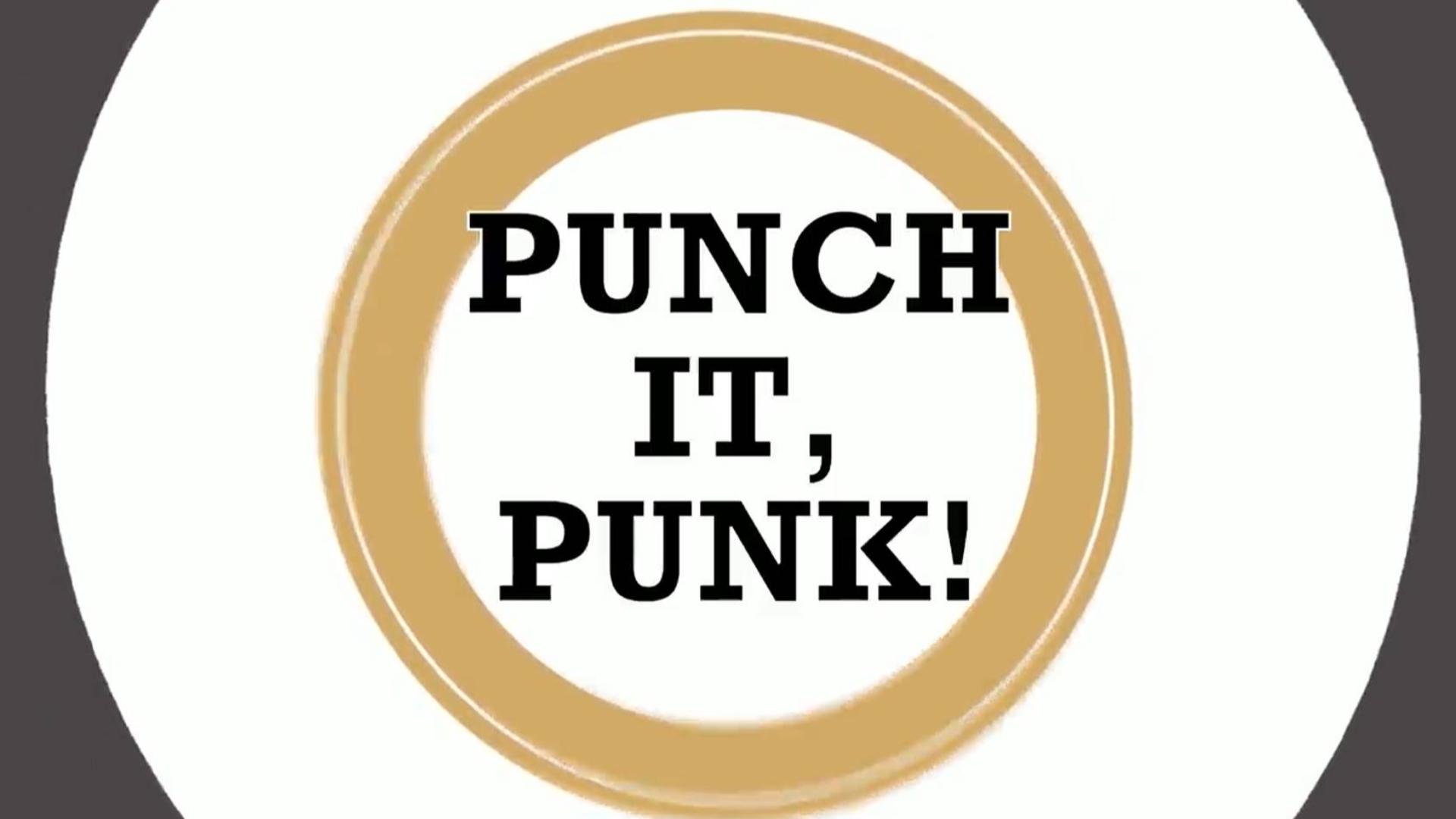 庆祝结月缘第一首英文原创传说曲的诞生!Punch It, Punk!—IA